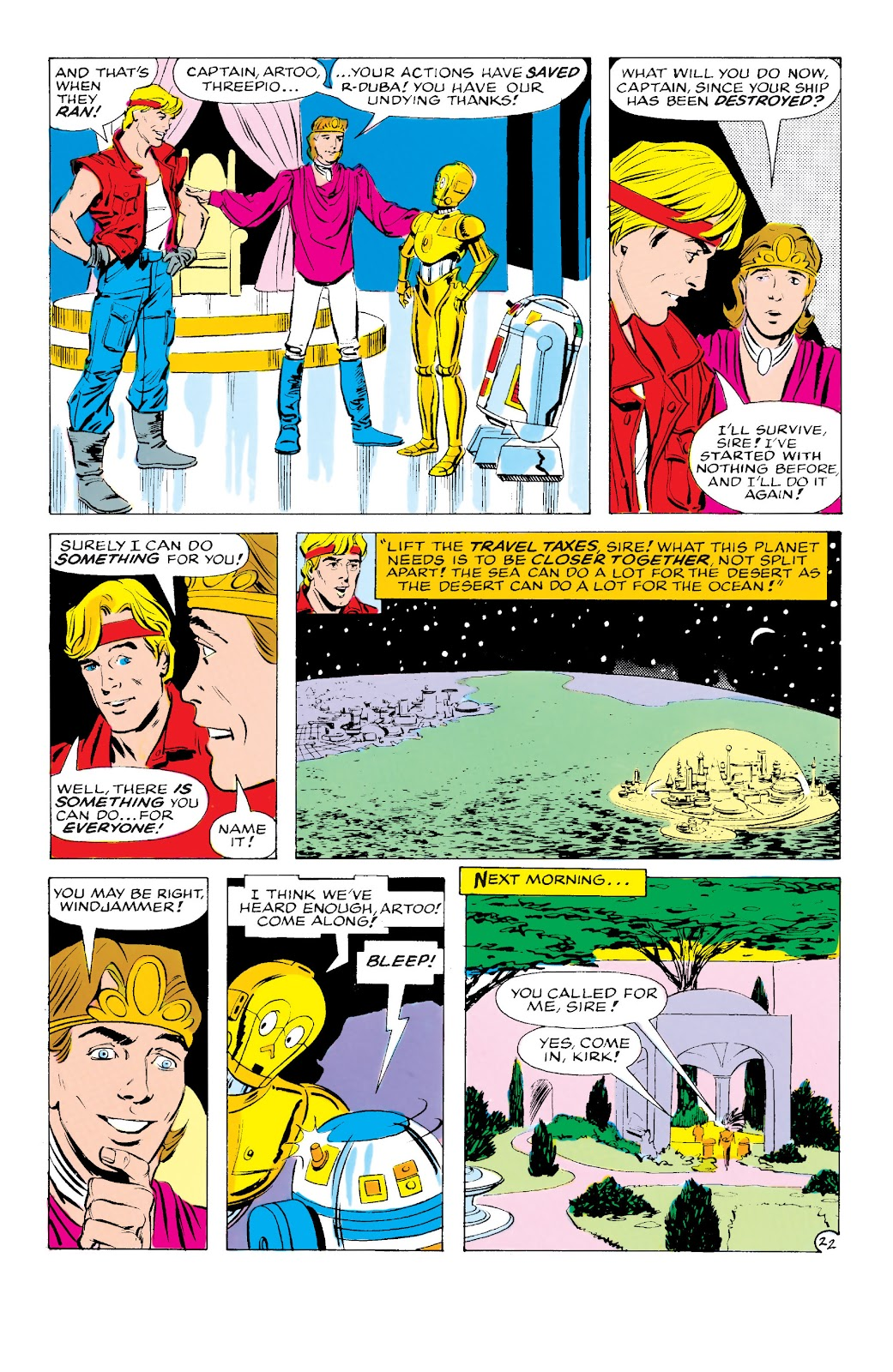 Star Wars: Droids (1986) issue 5 - Page 23