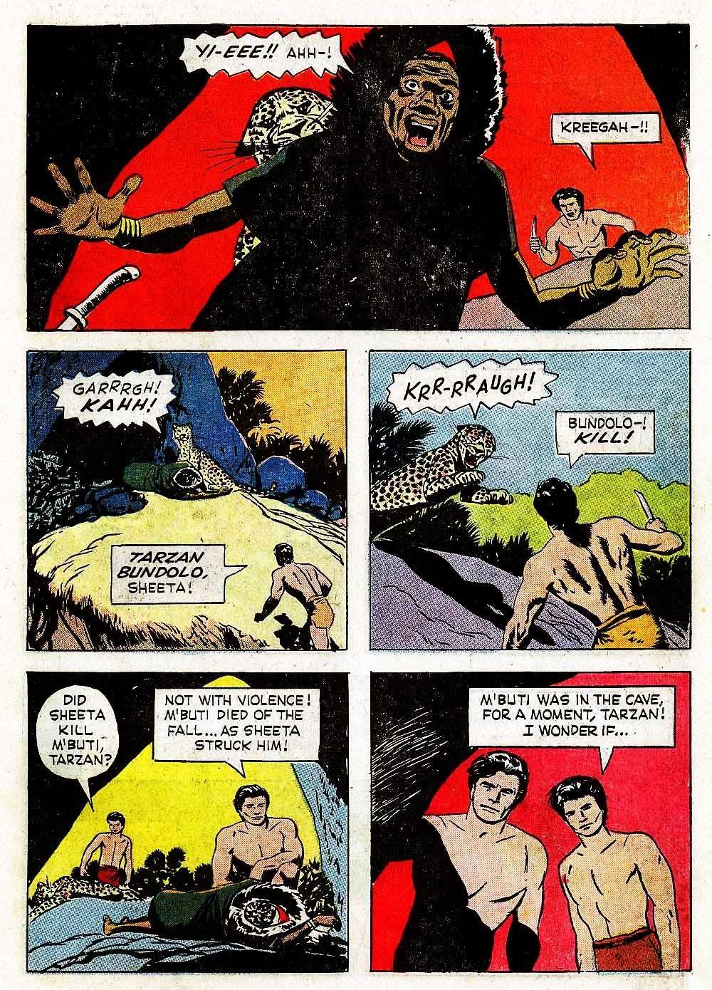 Tarzan (1962) issue 139 - Page 27