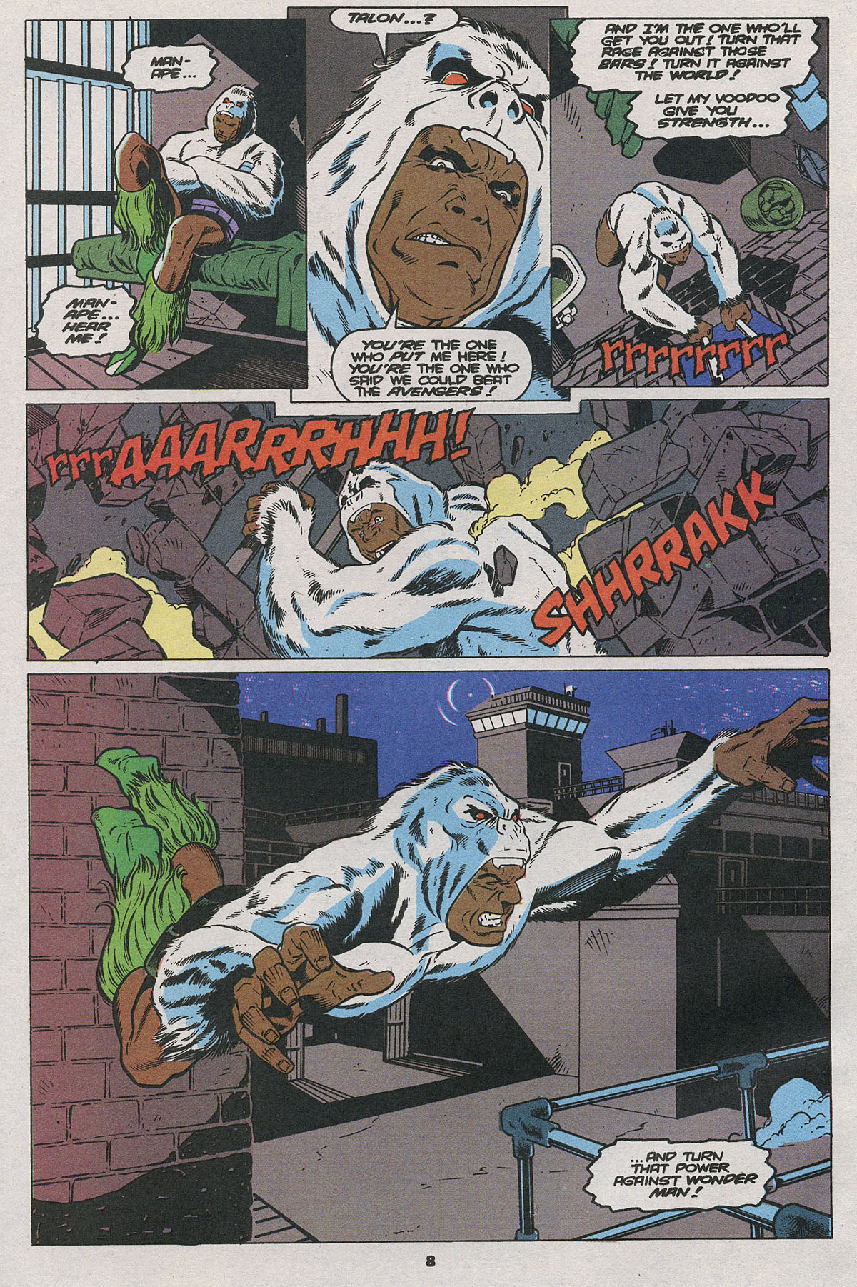 Read online Wonder Man (1991) comic -  Issue #24 - 7