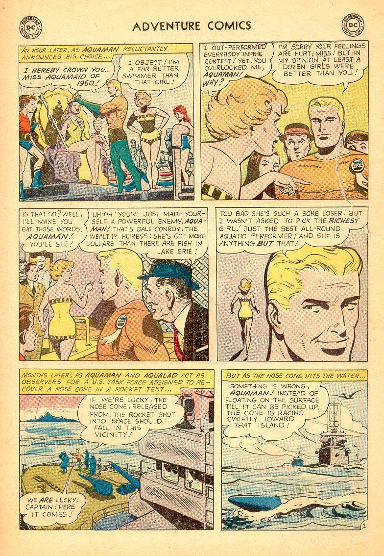 Read online Adventure Comics (1938) comic -  Issue #274 - 19