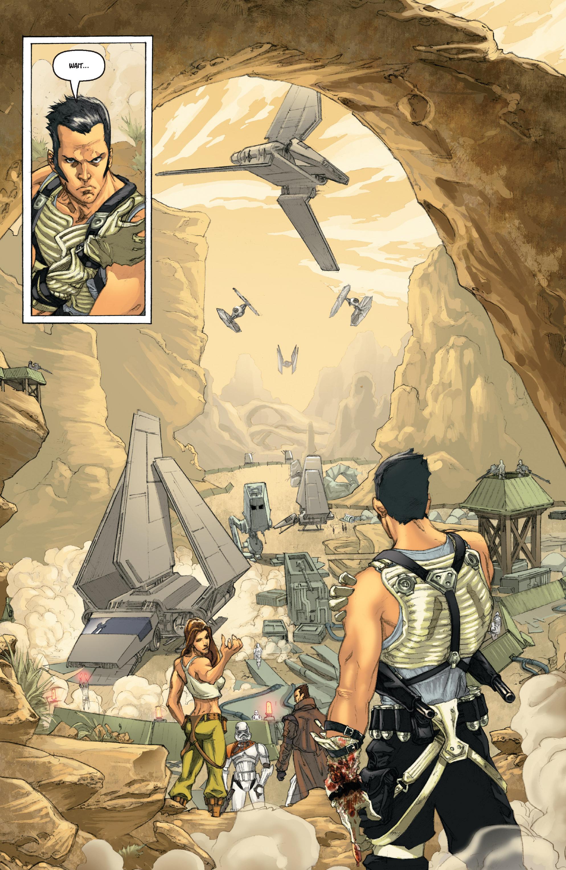 Read online Star Wars Omnibus comic -  Issue # Vol. 22 - 128