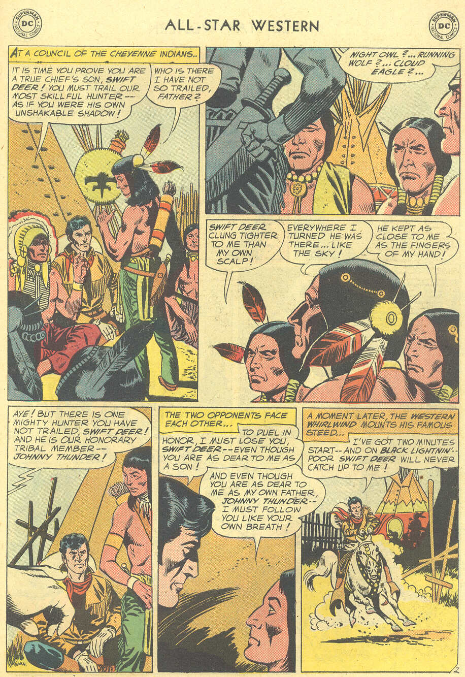Read online All-Star Western (1951) comic -  Issue #101 - 27