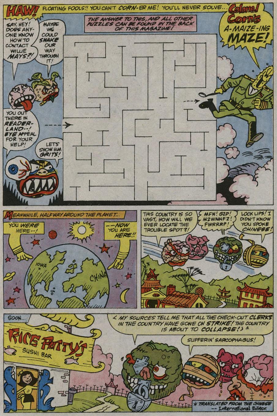 Madballs issue 9 - Page 16