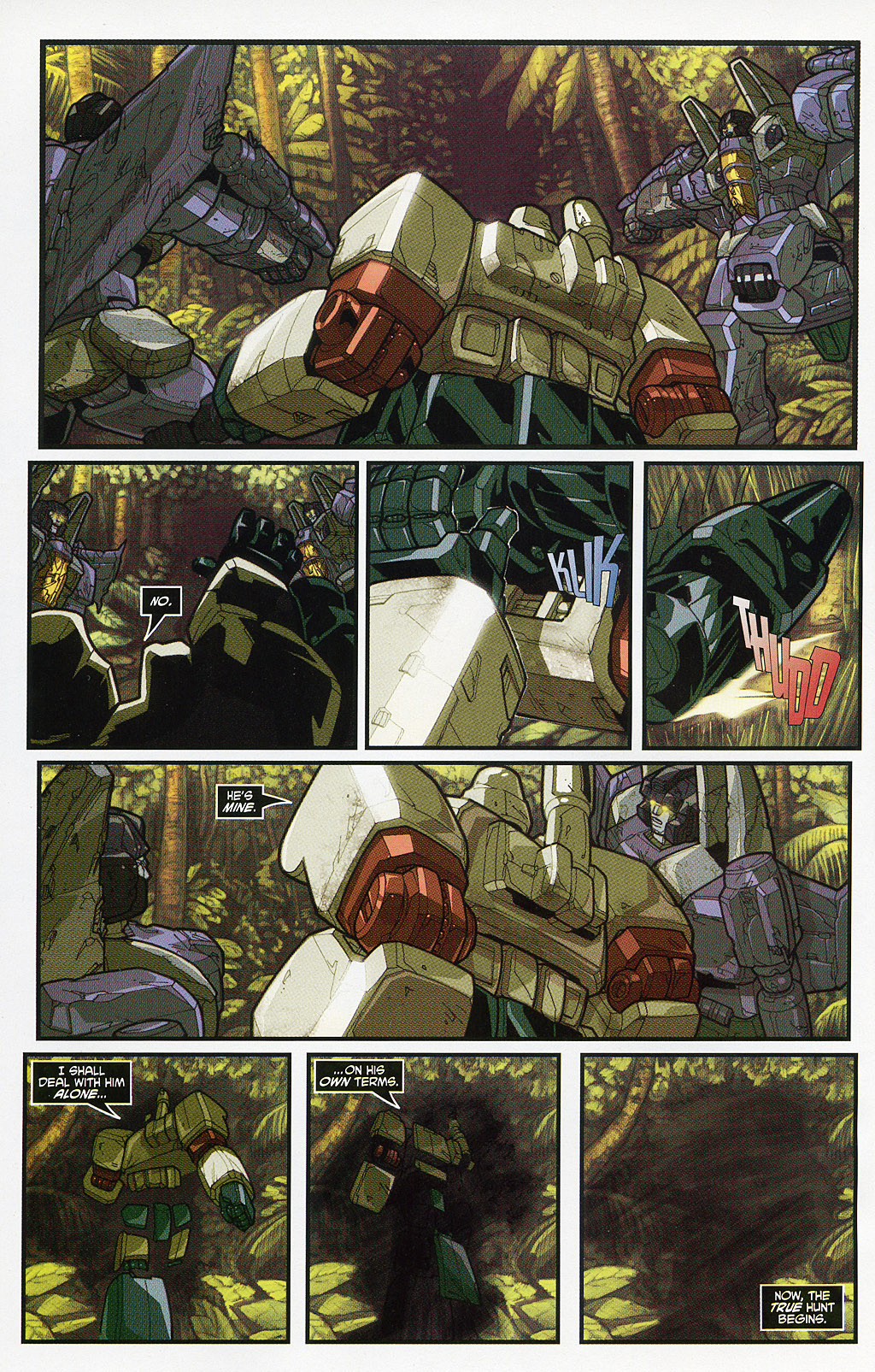 Read online Transformers 20th Anniversary Summer Special comic -  Issue # Full - 7