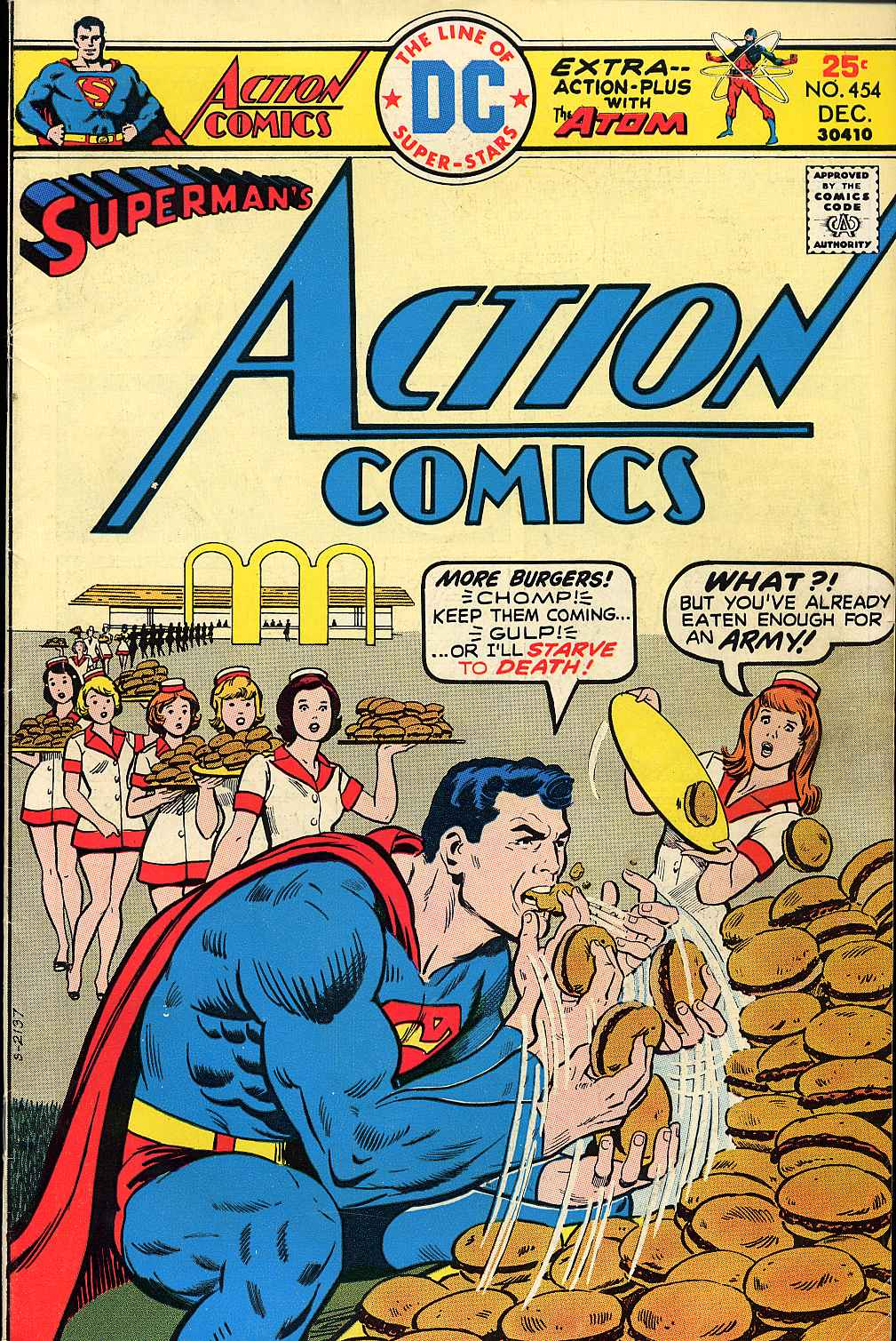 Action Comics (1938) 454 Page 1