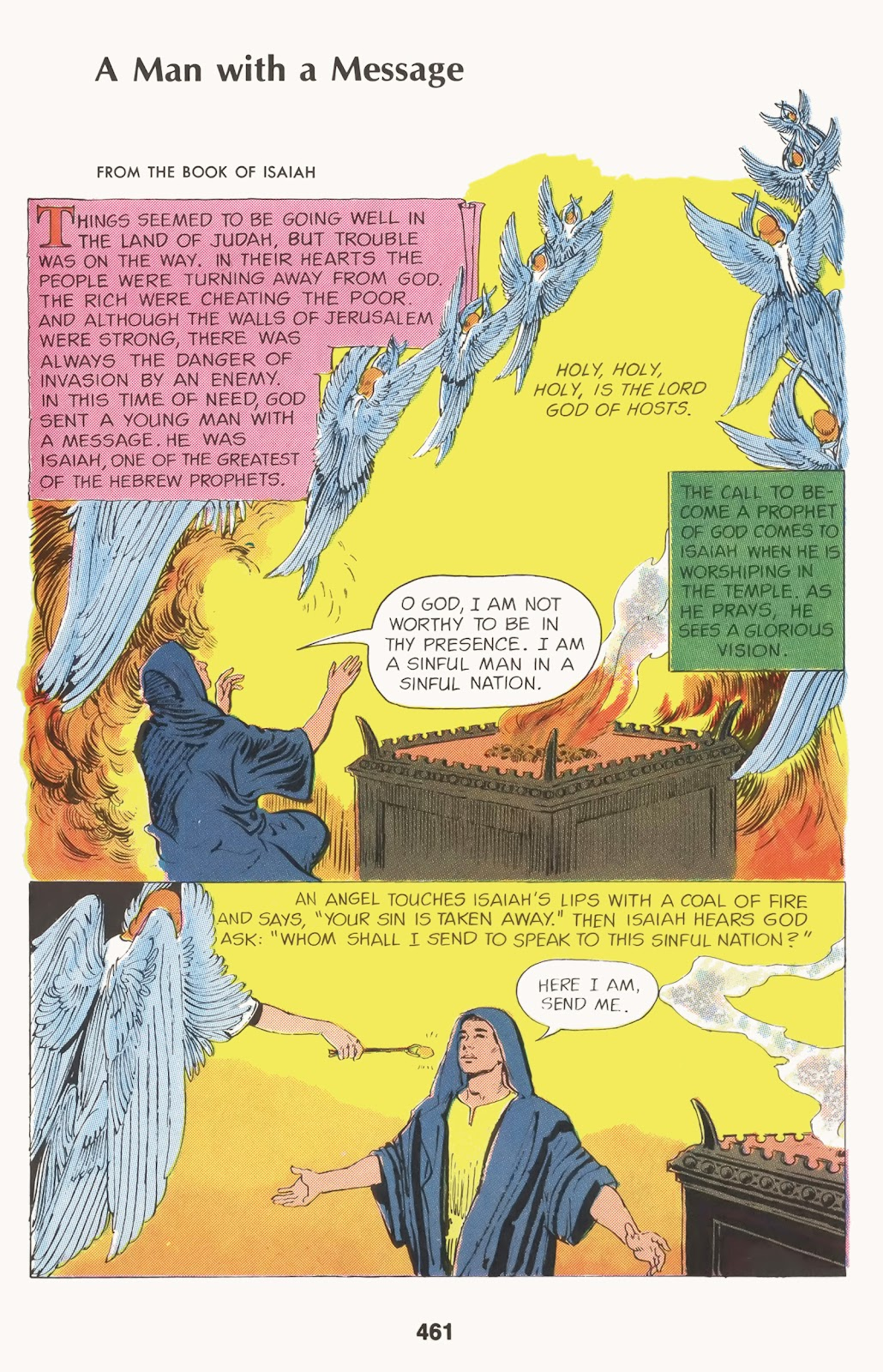 The Picture Bible issue TPB (Part 5) - Page 64