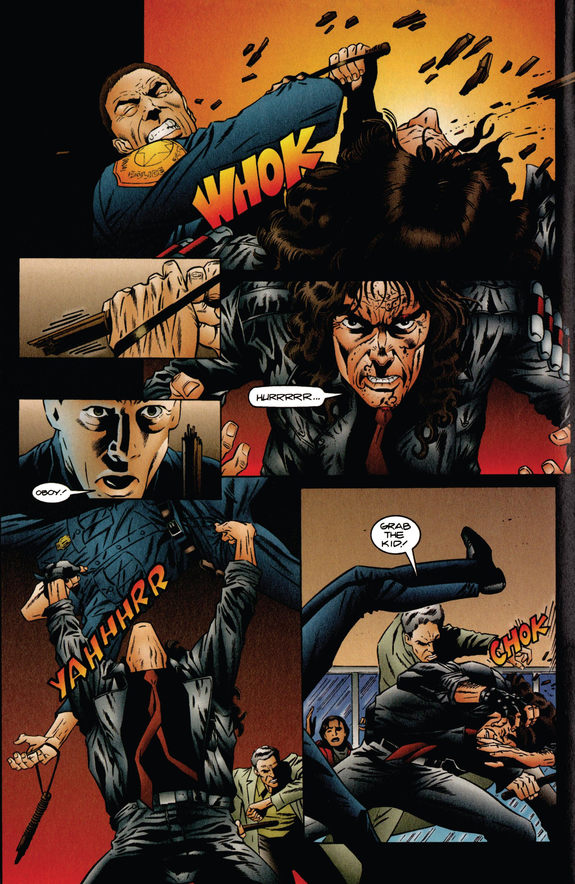 Read online Eternal Warrior (1992) comic -  Issue #39 - 11