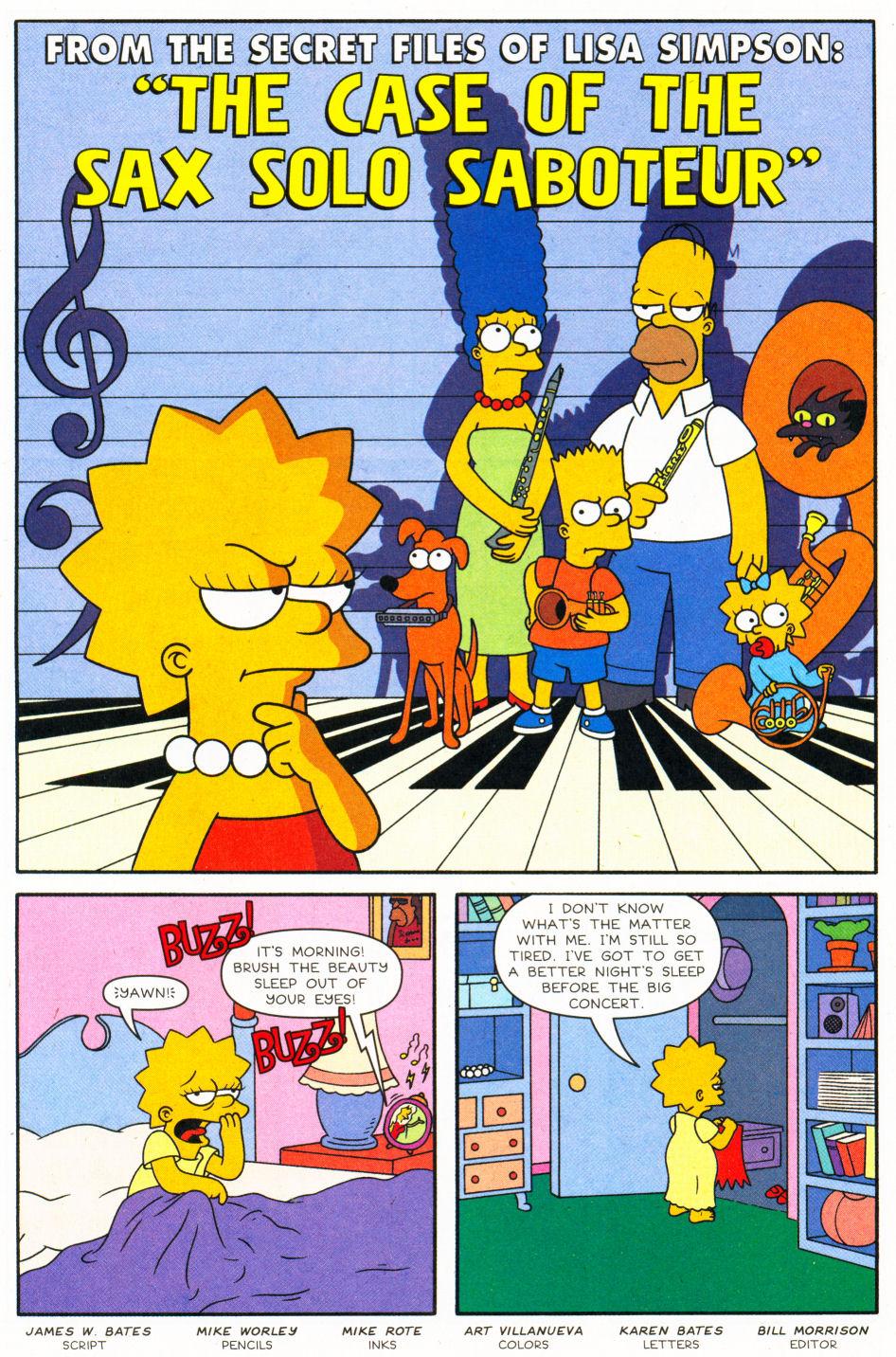 Read online Simpsons Comics Presents Bart Simpson comic -  Issue #27 - 12
