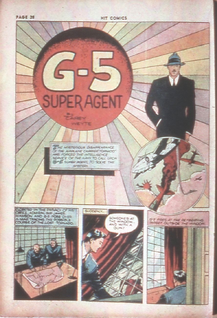Read online Hit Comics comic -  Issue #8 - 30