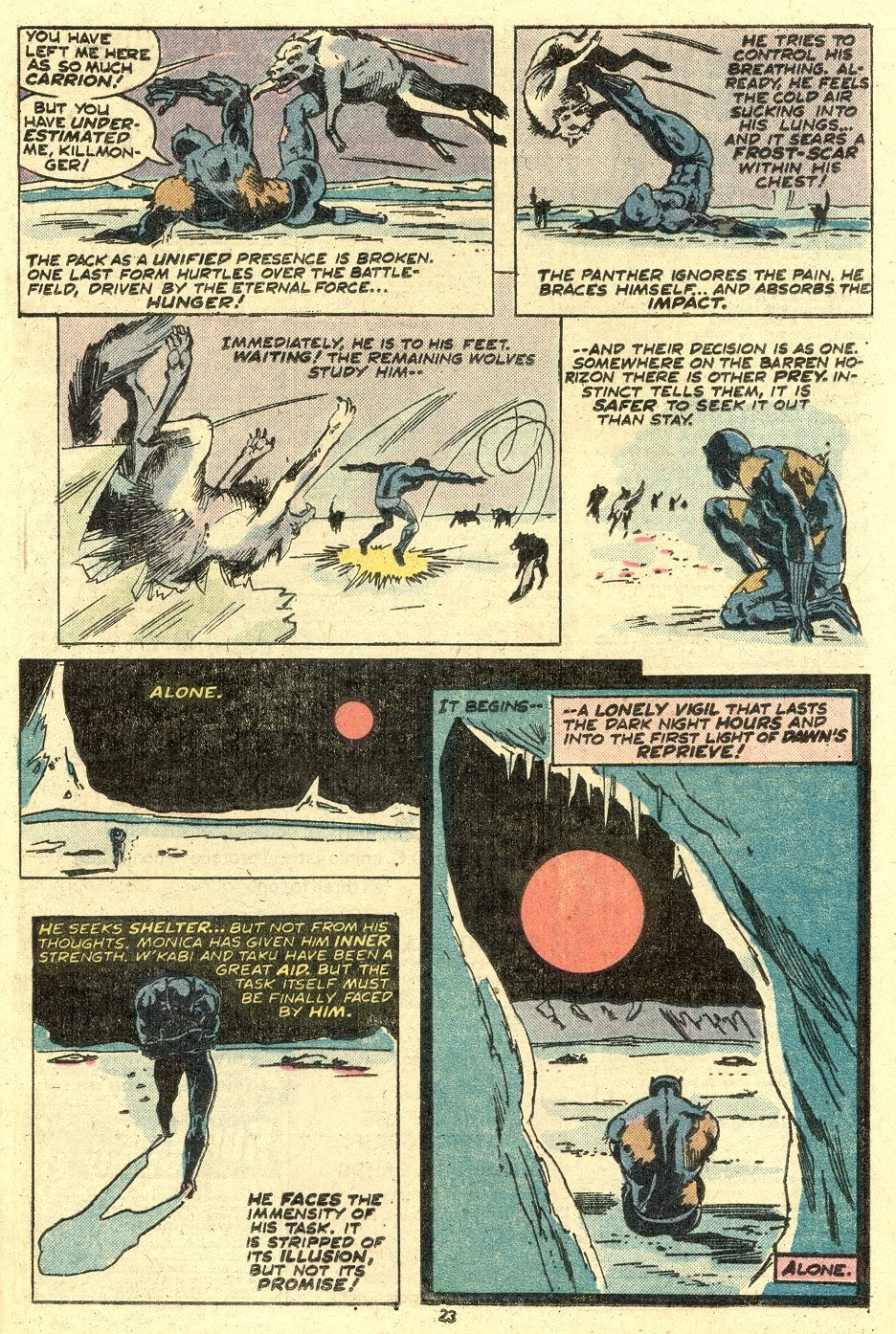 Jungle Action (1972) issue 12 - Page 24