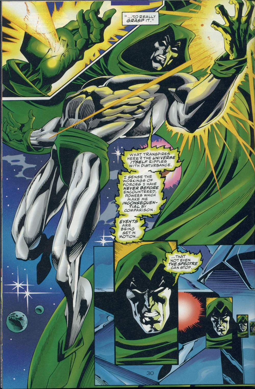 Read online DC Versus Marvel Comics comic -  Issue #1 - 32