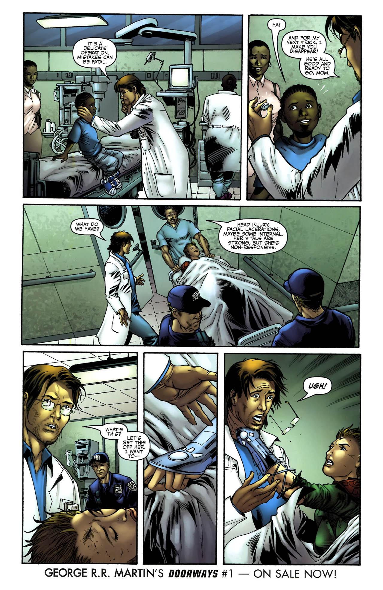 Read online True Blood (2010) comic -  Issue #5 - 30
