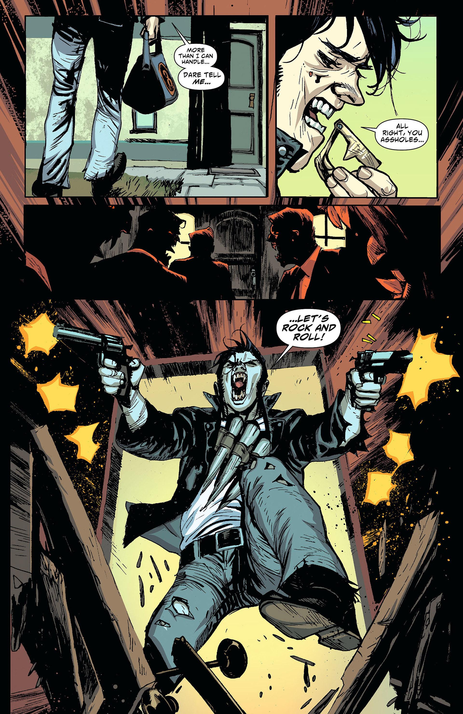 Read online American Vampire comic -  Issue #25 - 17
