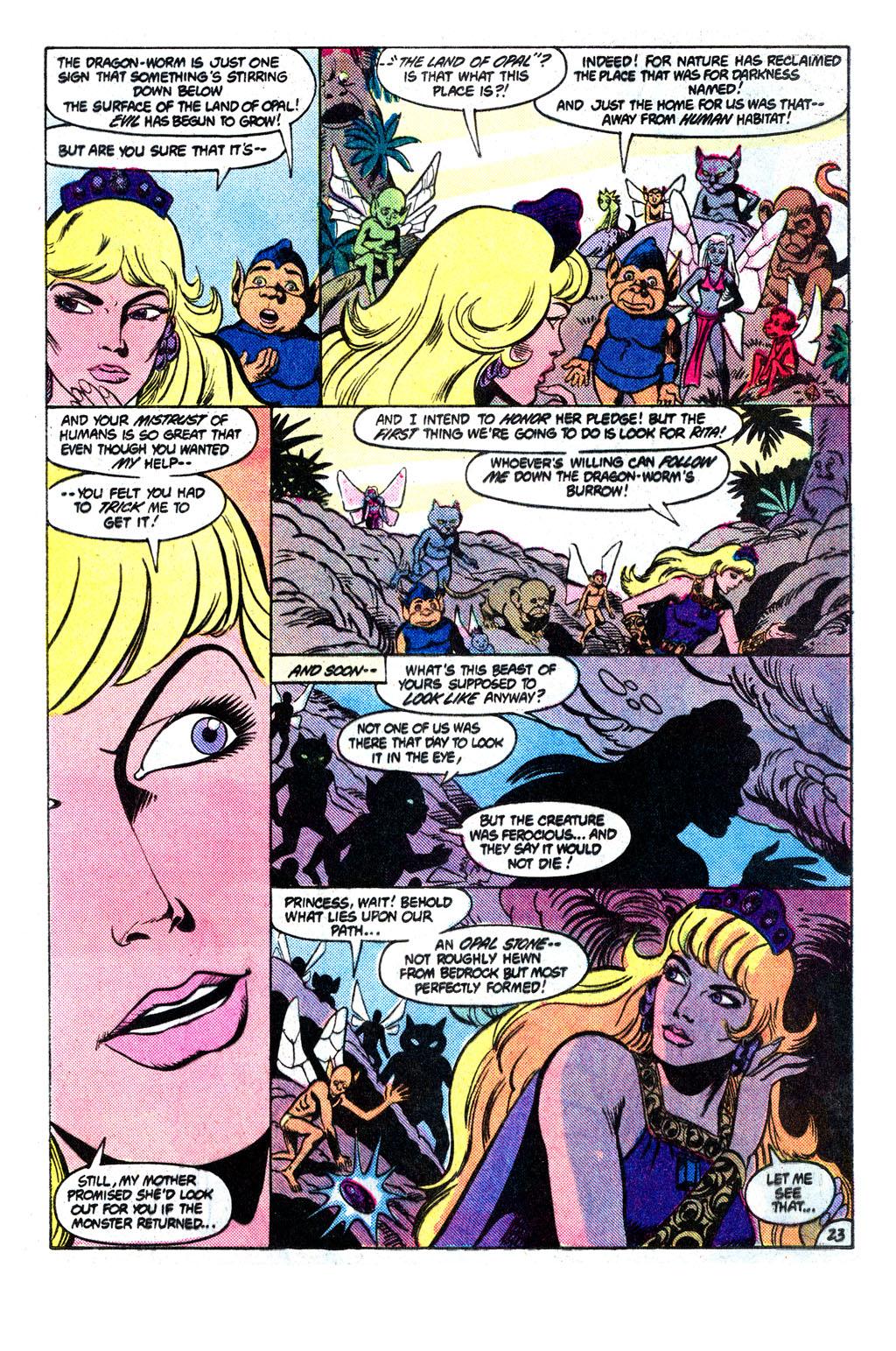 Read online Amethyst, Princess of Gemworld comic -  Issue # _Annual 1 - 24