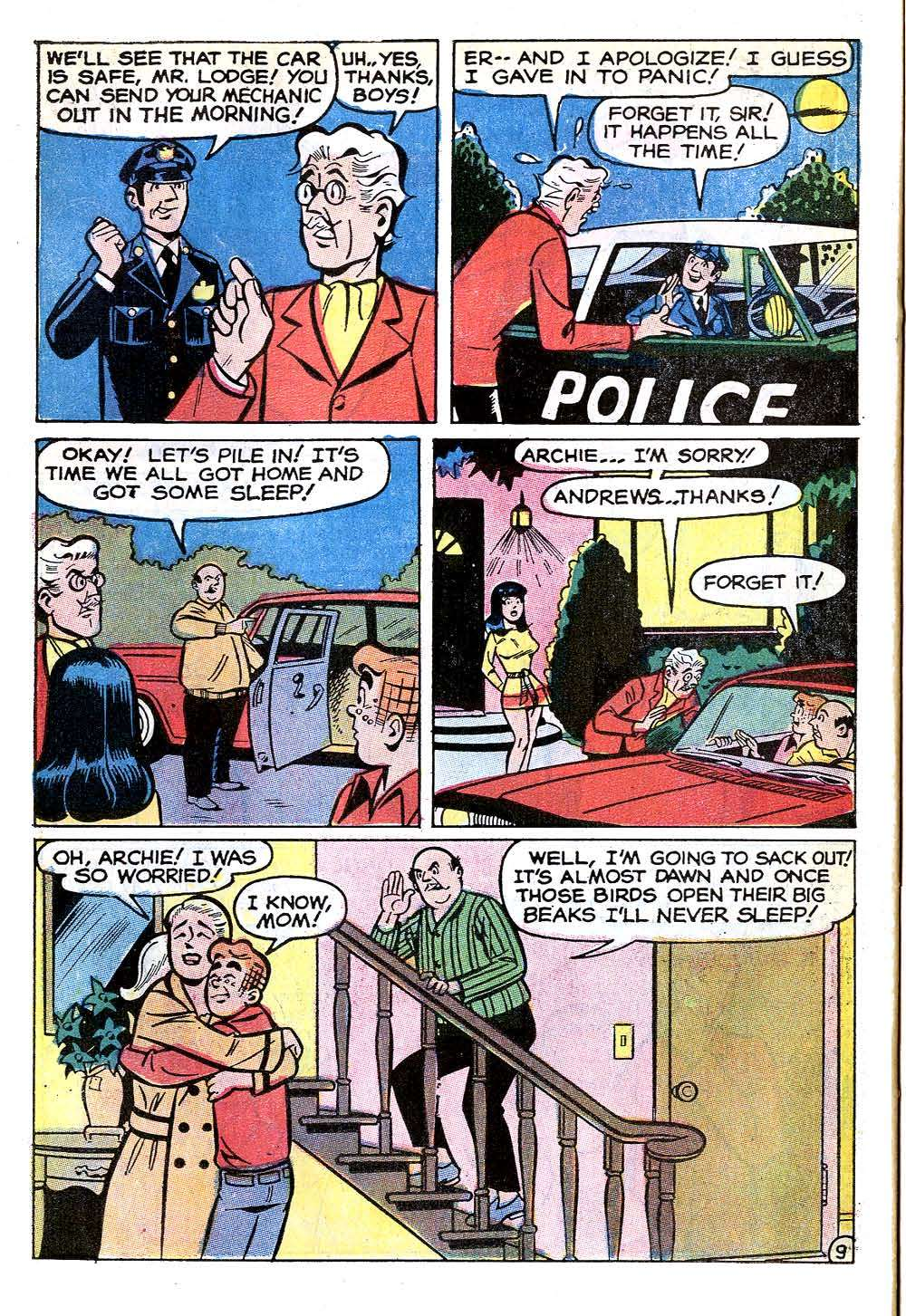 Read online Archie (1960) comic -  Issue #215 - 22