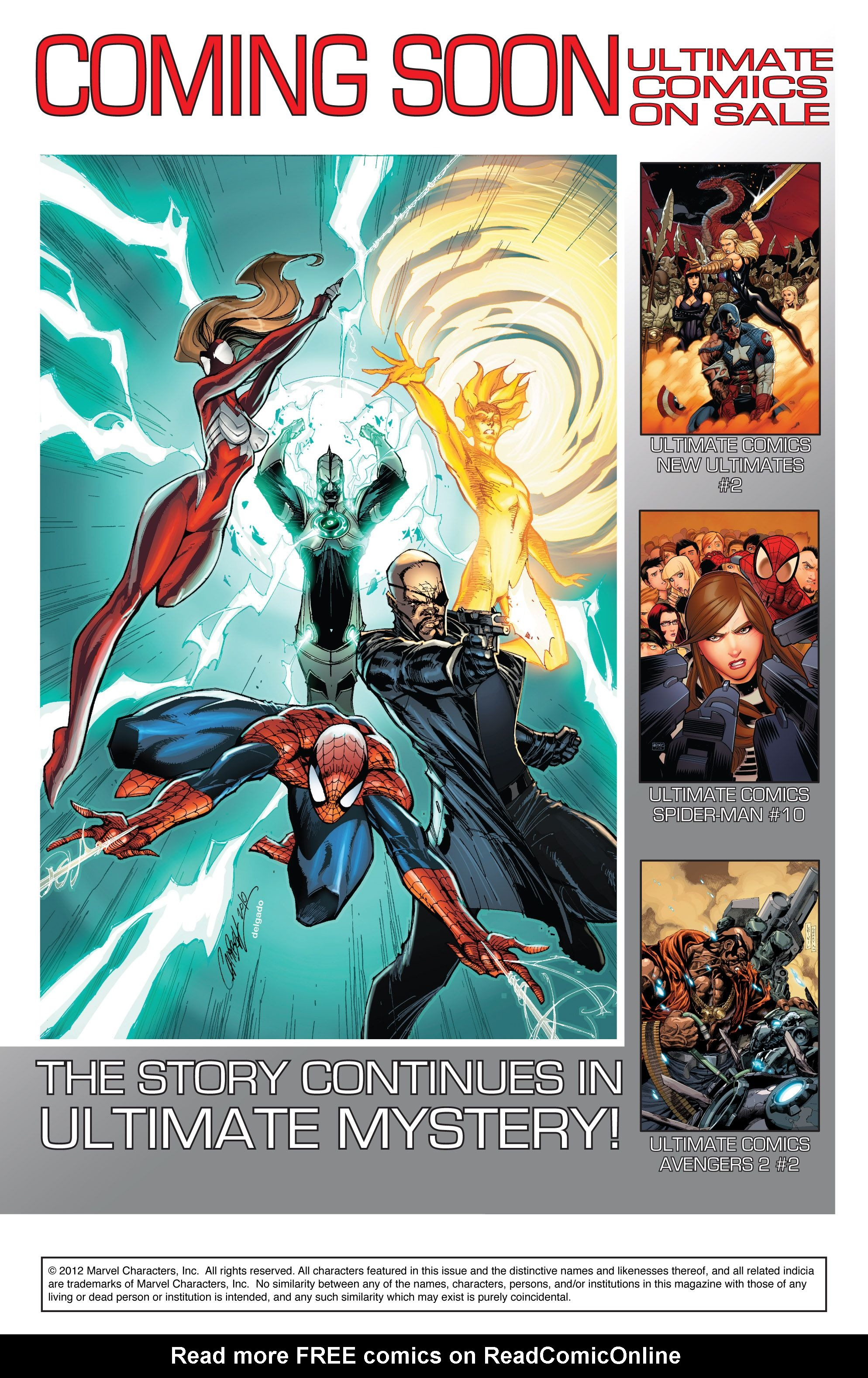 Read online Ultimate Comics Doomsday comic -  Issue # Full - 87