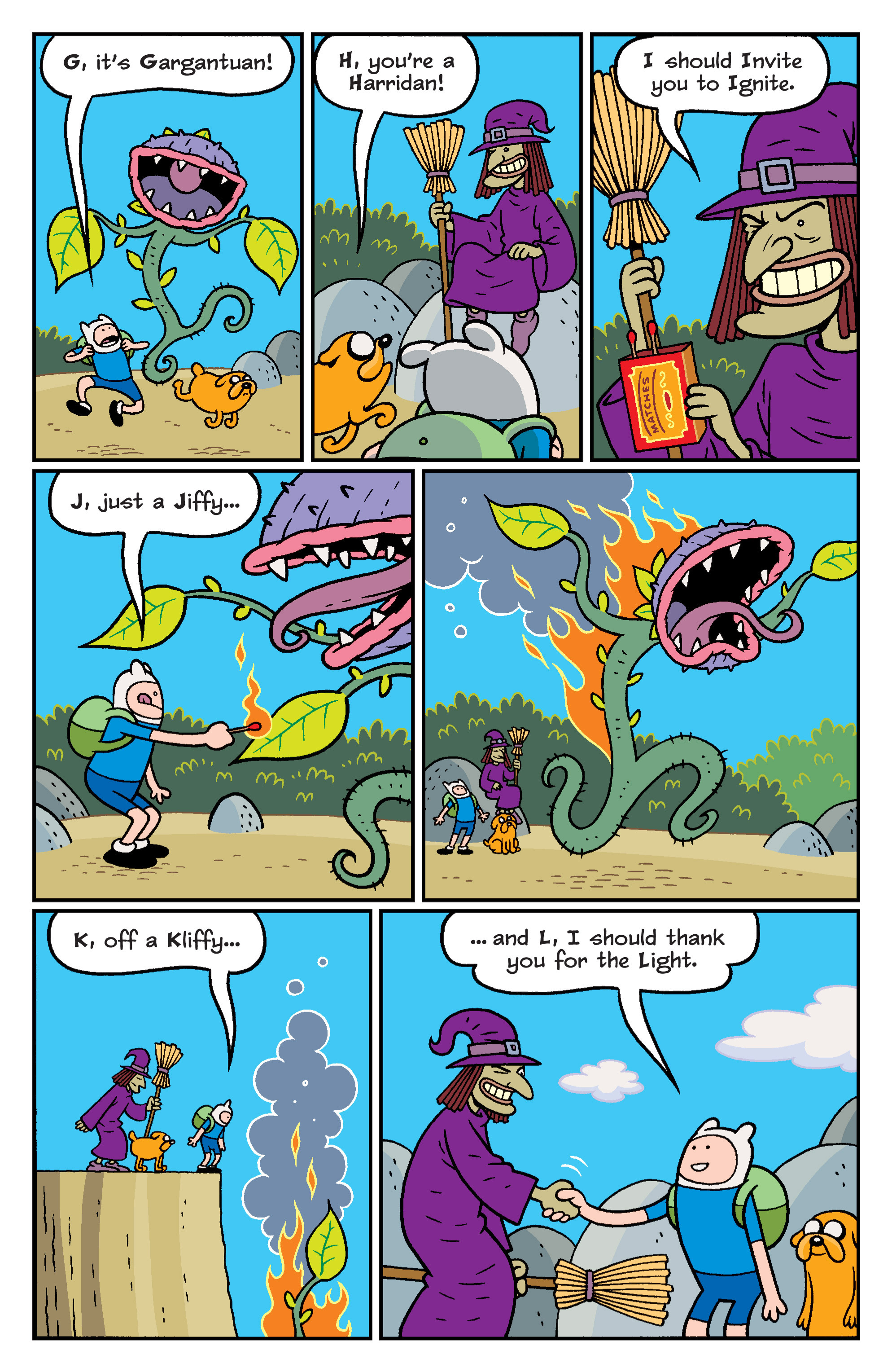 Read online Adventure Time comic -  Issue #Adventure Time _Annual 1 - 8