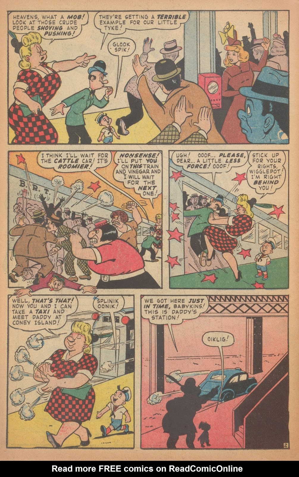 Read online Gay Comics comic -  Issue #33 - 38