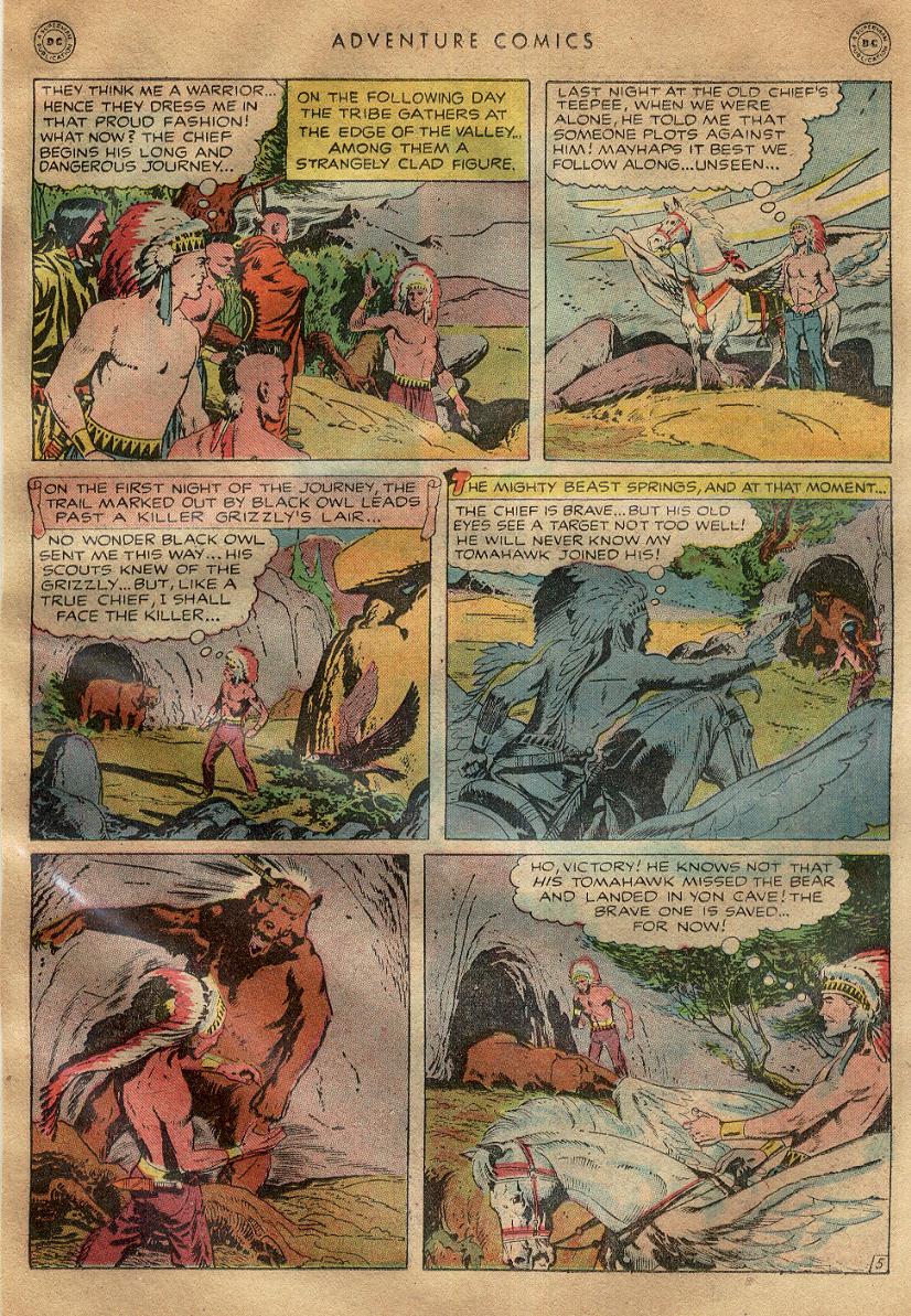 Read online Adventure Comics (1938) comic -  Issue #145 - 24