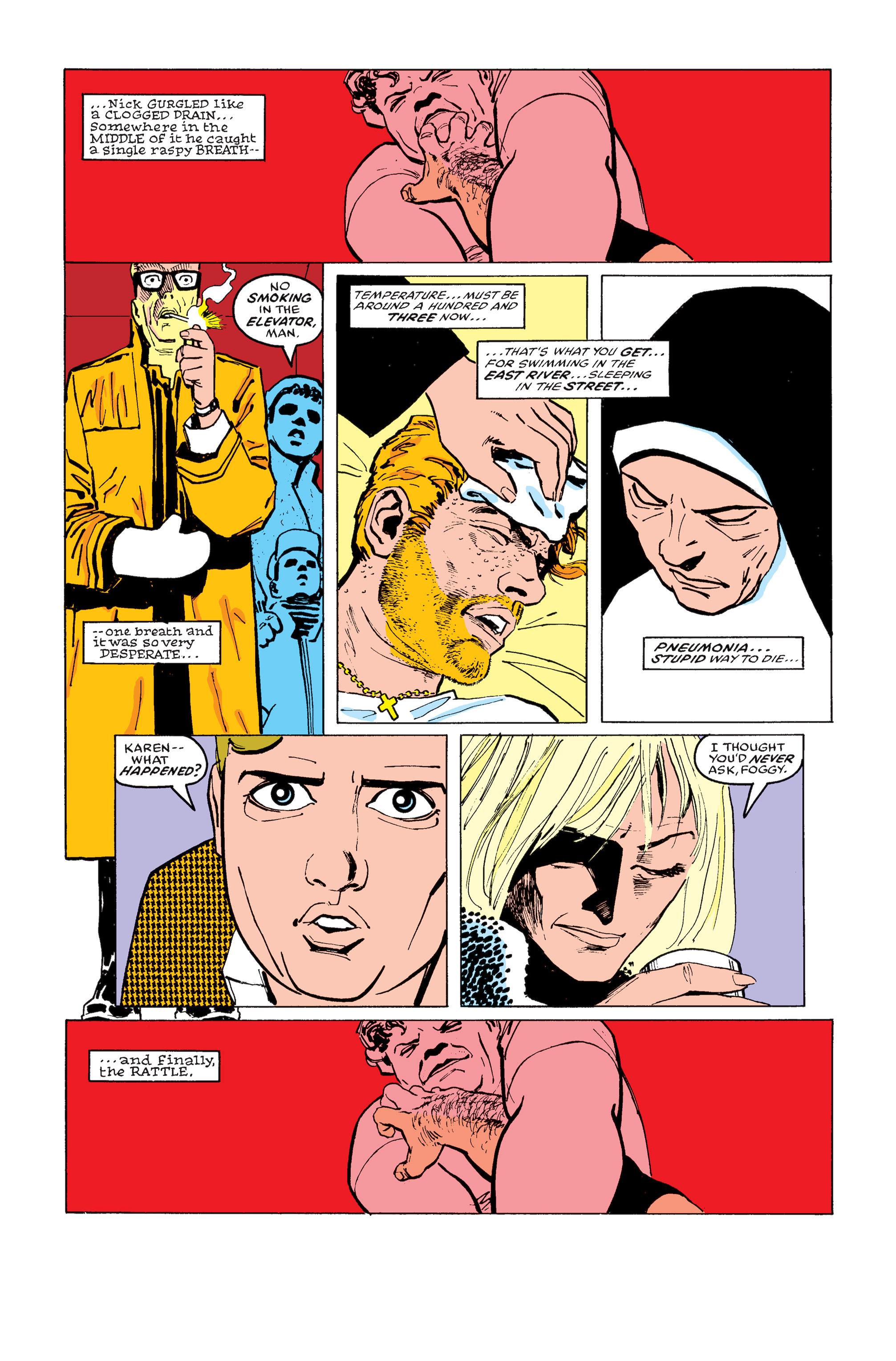 Read online Daredevil: Born Again comic -  Issue # Full - 116
