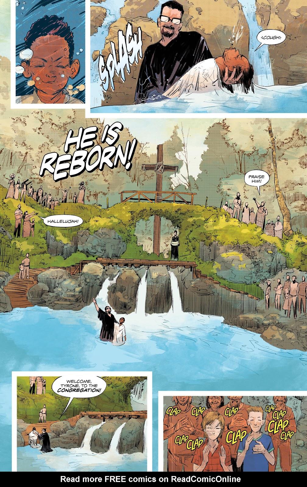Read online Resonant comic -  Issue #5 - 10