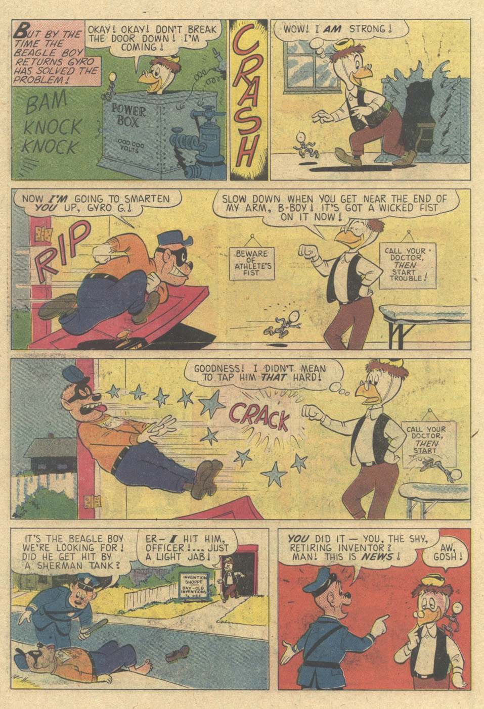 Read online Uncle Scrooge (1953) comic -  Issue #187 - 30