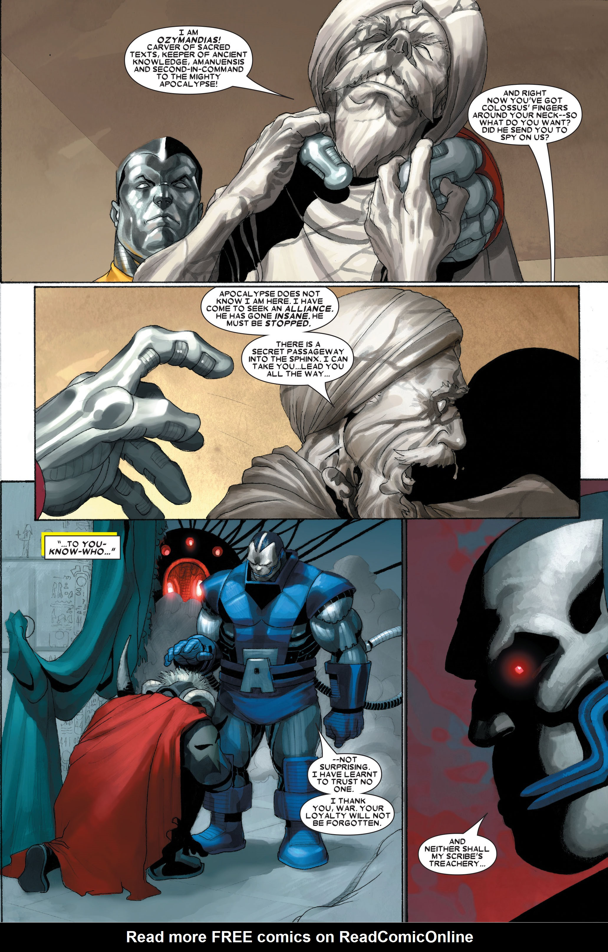 X-Men (1991) 184 Page 14