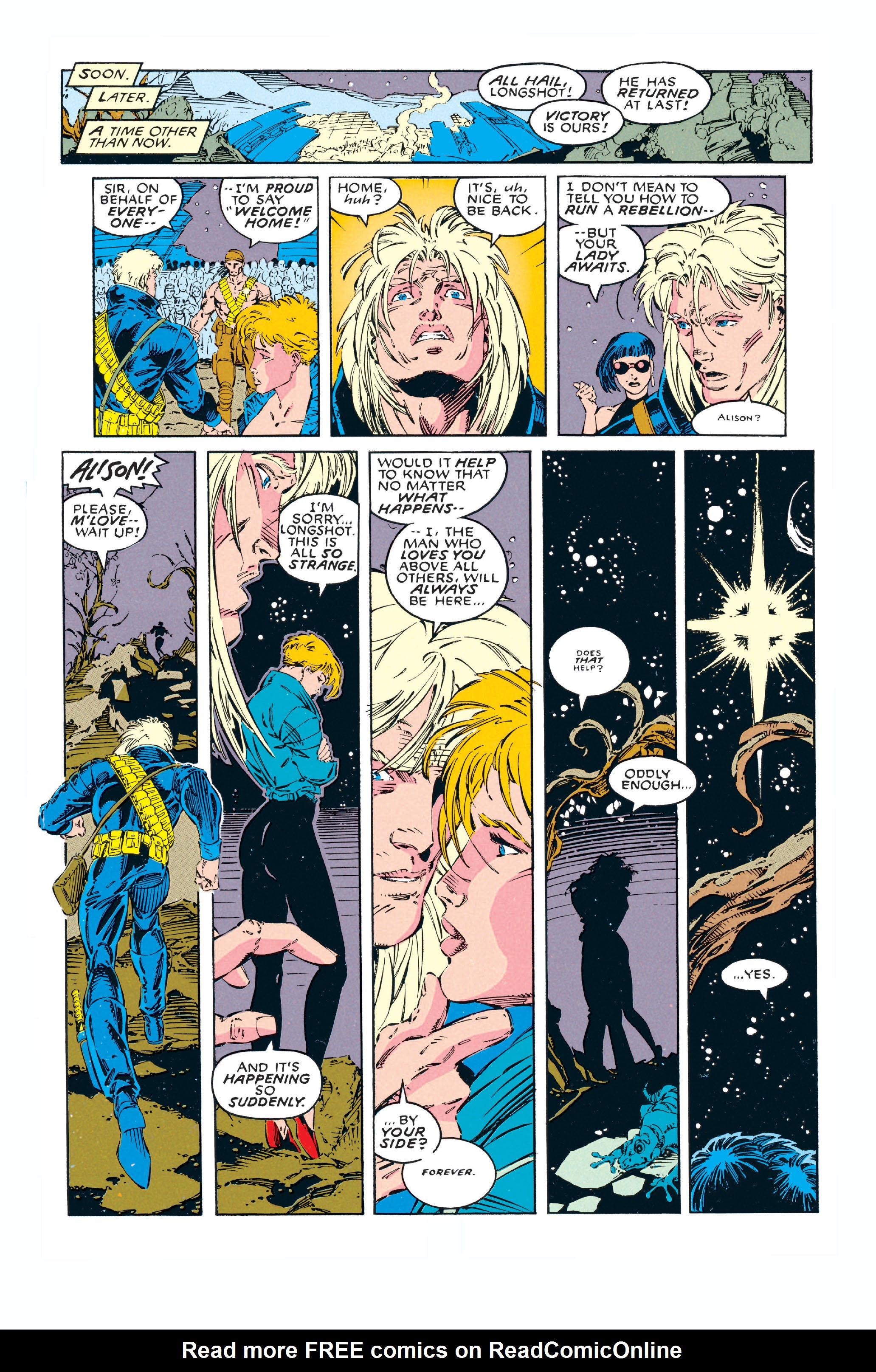 X-Men (1991) 6 Page 10