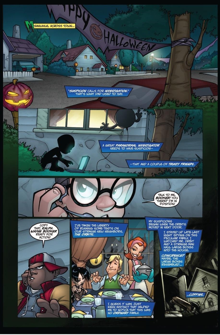 Read online Ralph Filmore comic -  Issue # Full - 8