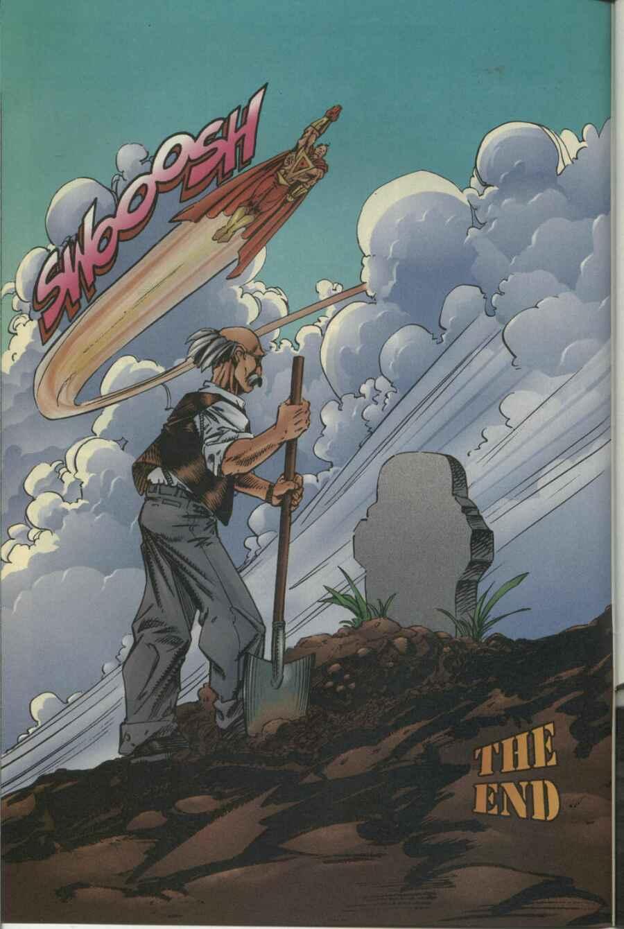 Read online Ultraverse Premiere comic -  Issue #4 - 14