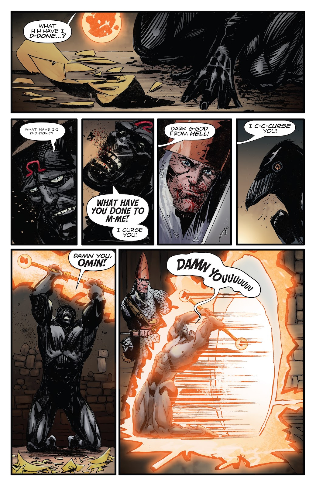 Read online Giantkillers One-Shot comic -  Issue # Full - 22