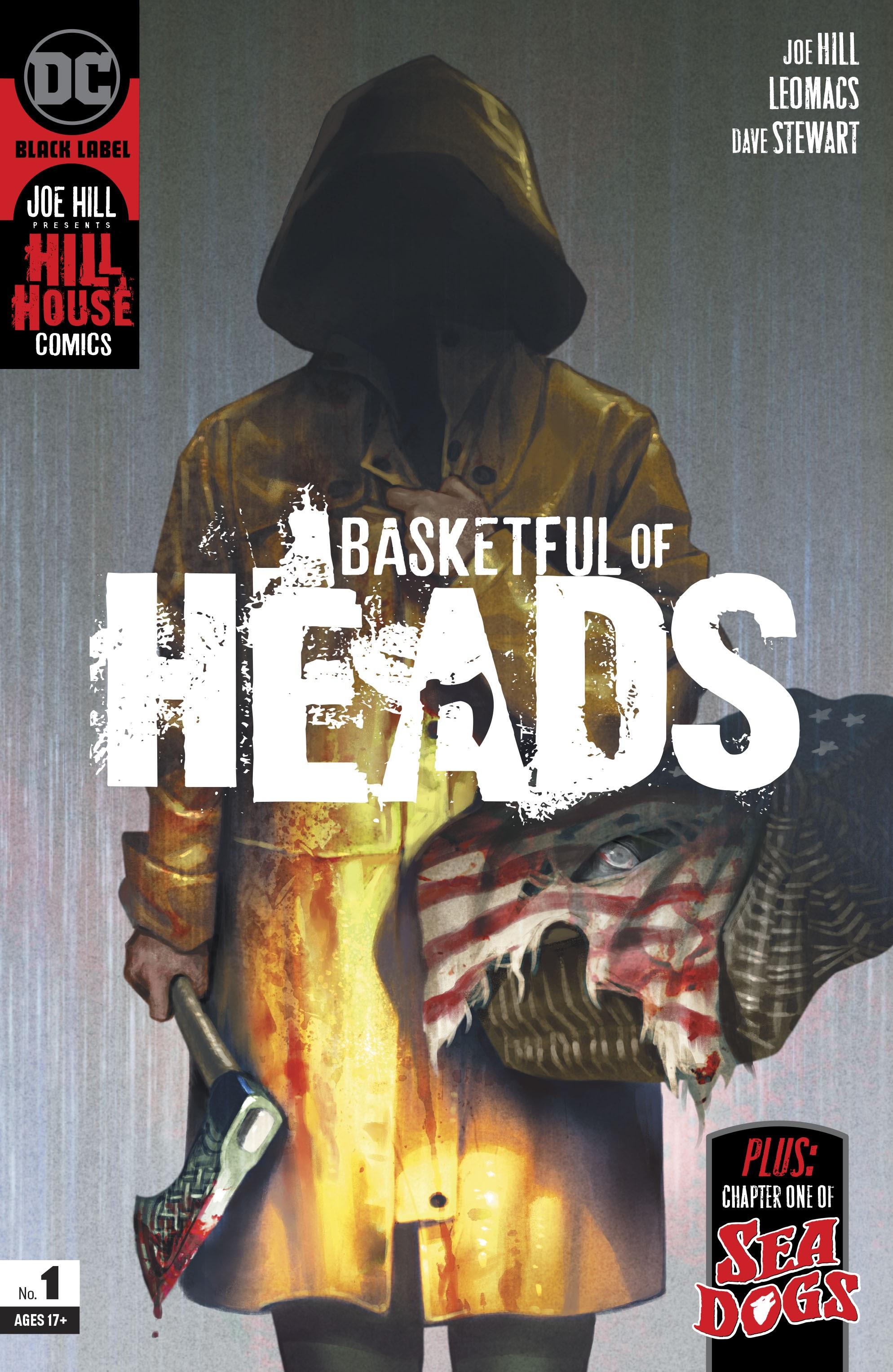 Basketful of Heads 1 Page 1