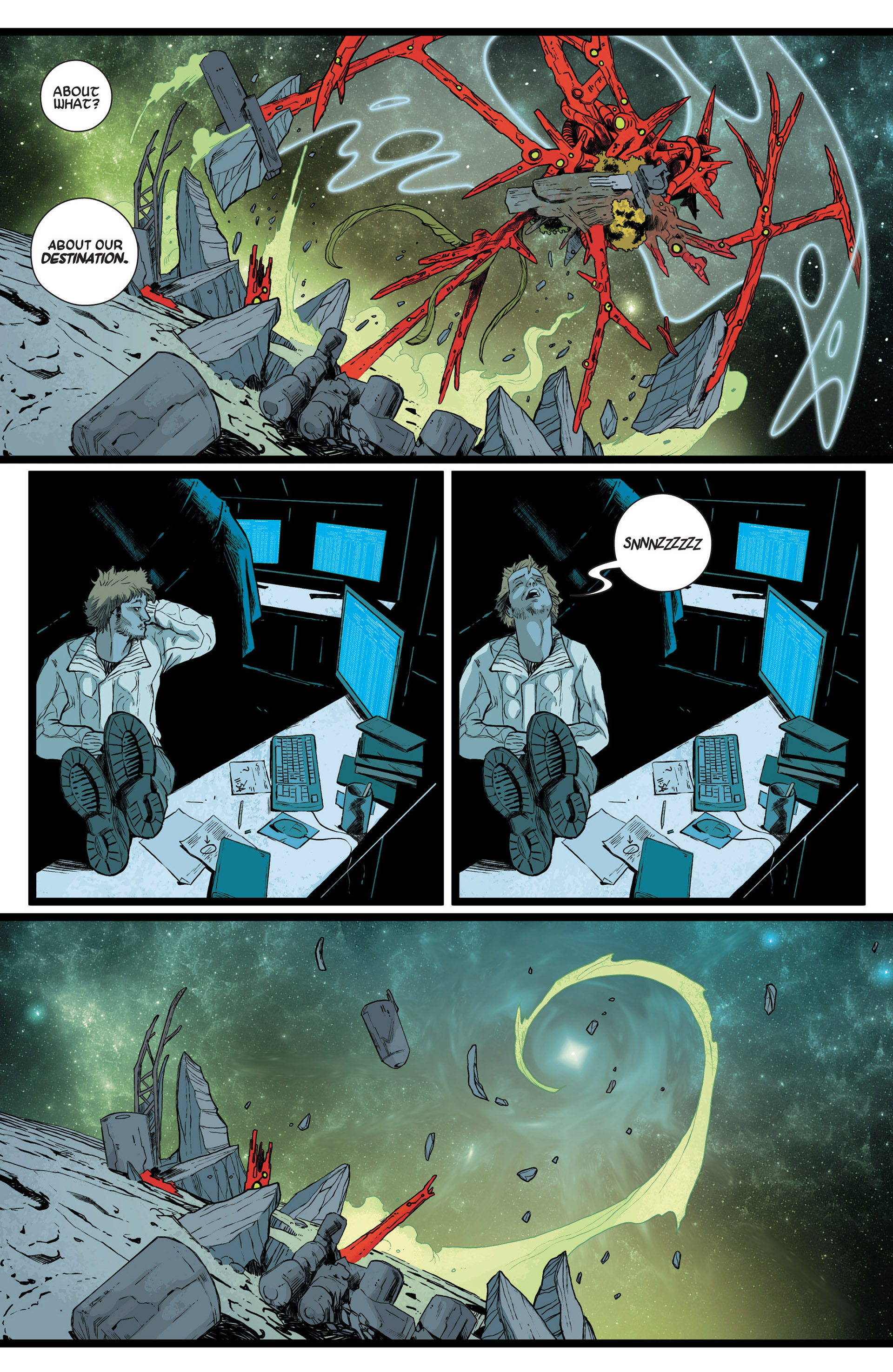 Read online Journey into Mystery (2011) comic -  Issue #655 - 9