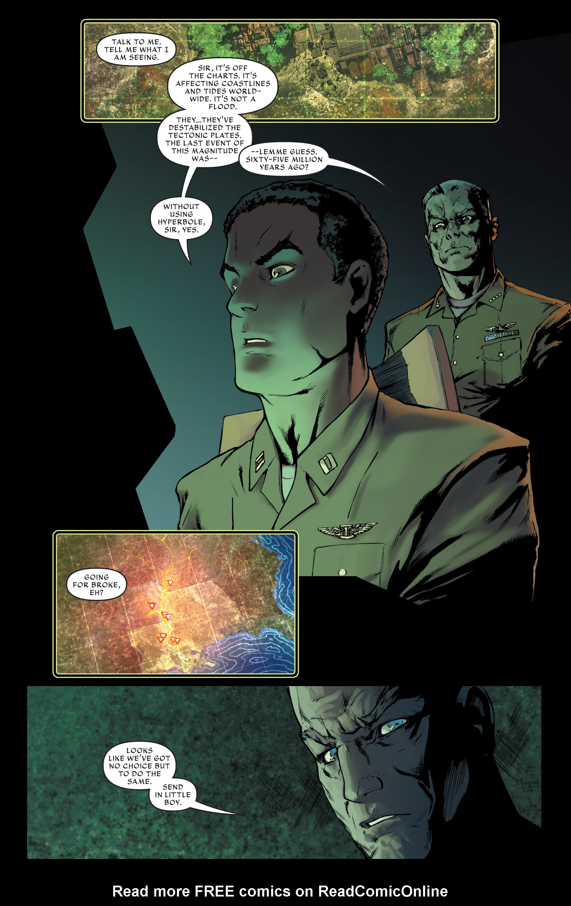 Read online Aspen Universe: Revelations comic -  Issue #4 - 14