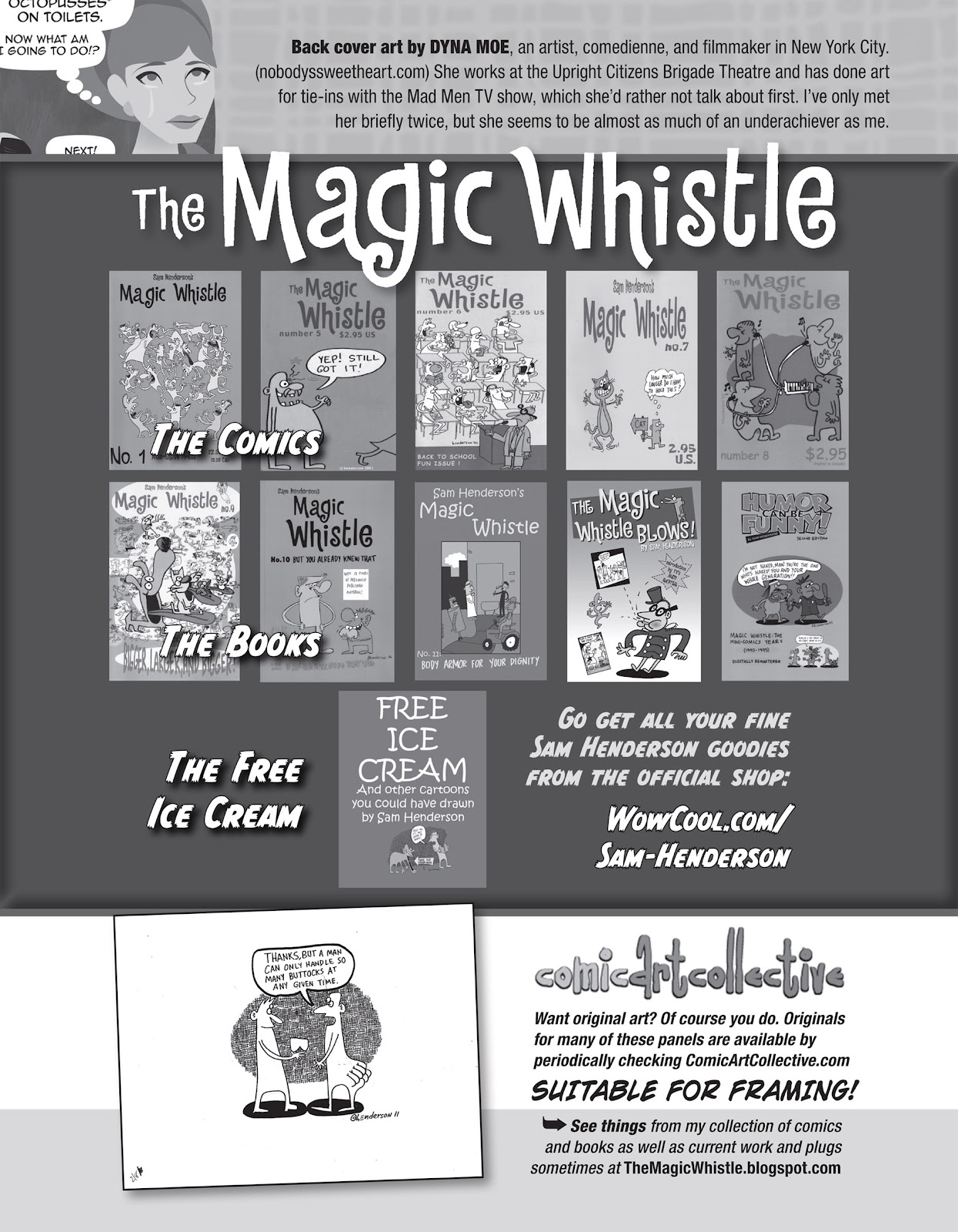Read online Magic Whistle comic -  Issue #12 - 33