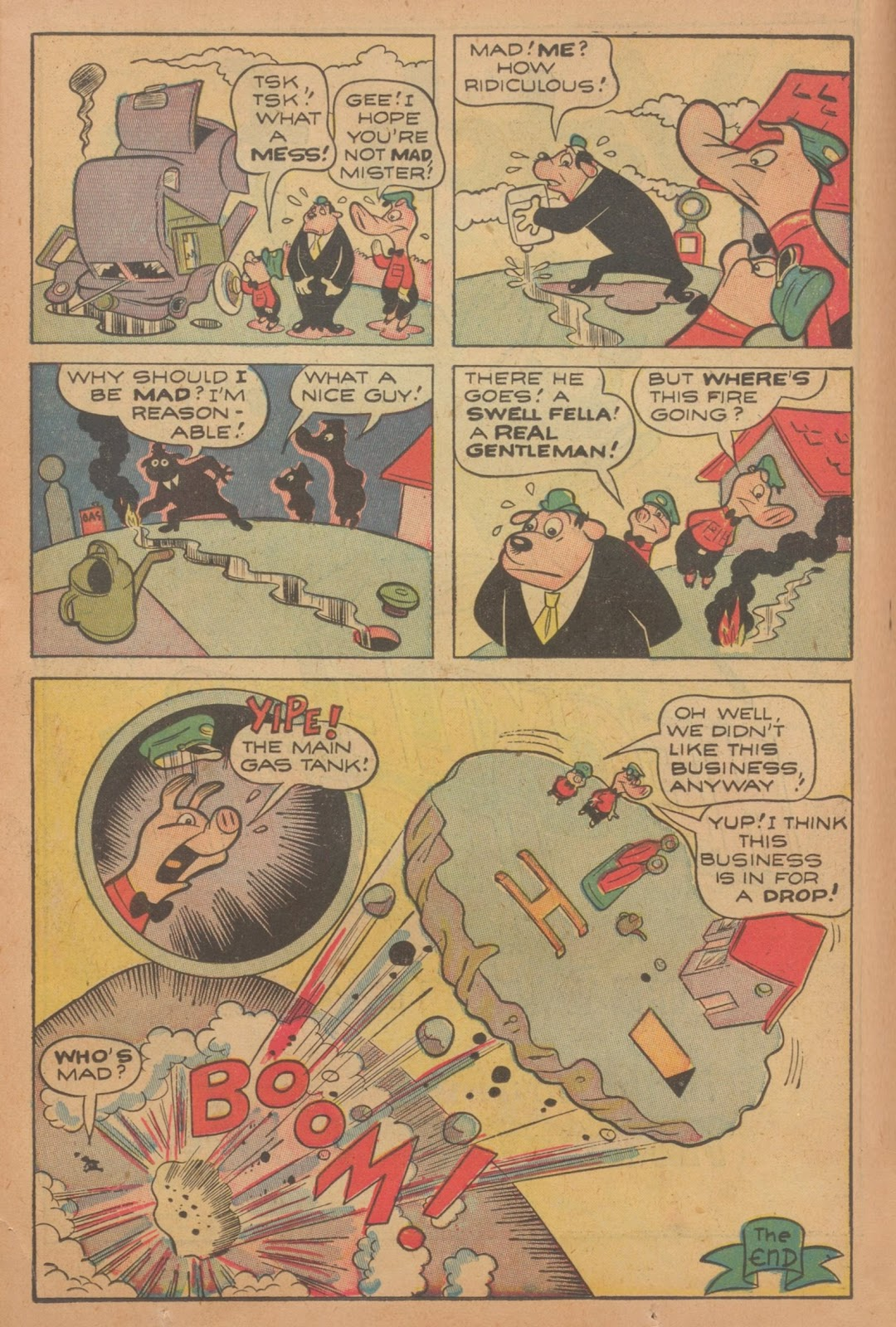 Krazy Komics issue 25 - Page 19