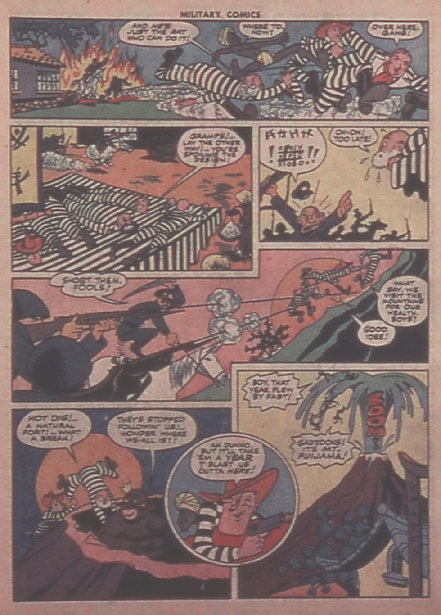 Military Comics issue 31 - Page 19