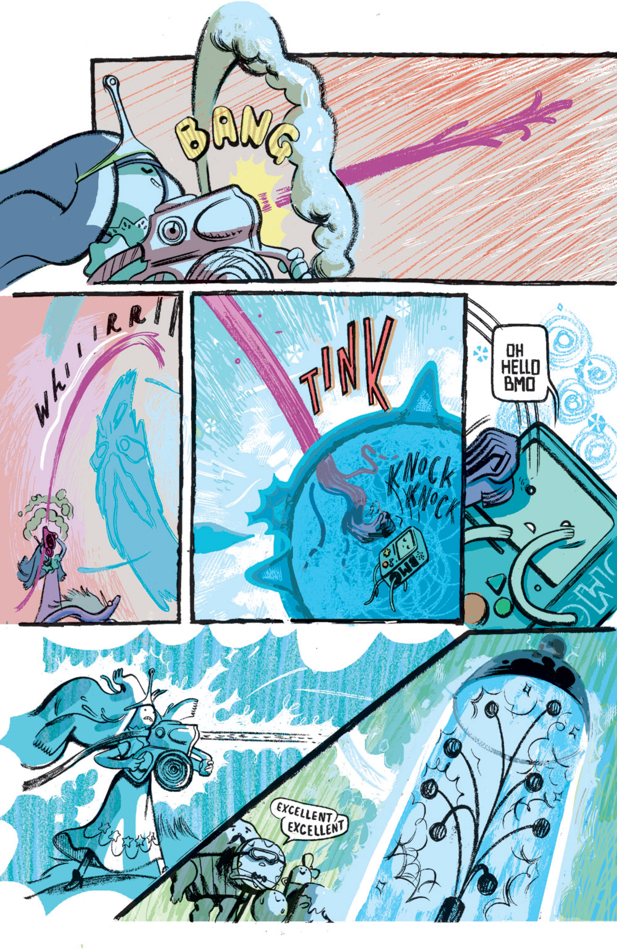 Read online Adventure Time comic -  Issue #15 - 27