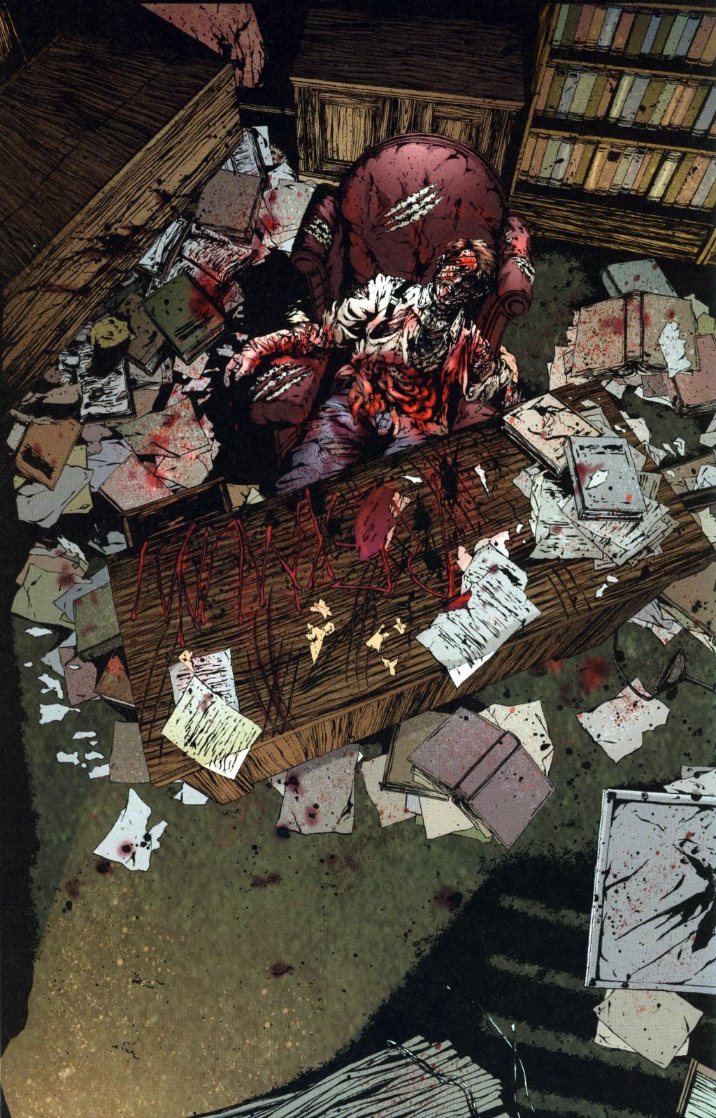 Read online Rex Mundi comic -  Issue #7 - 26
