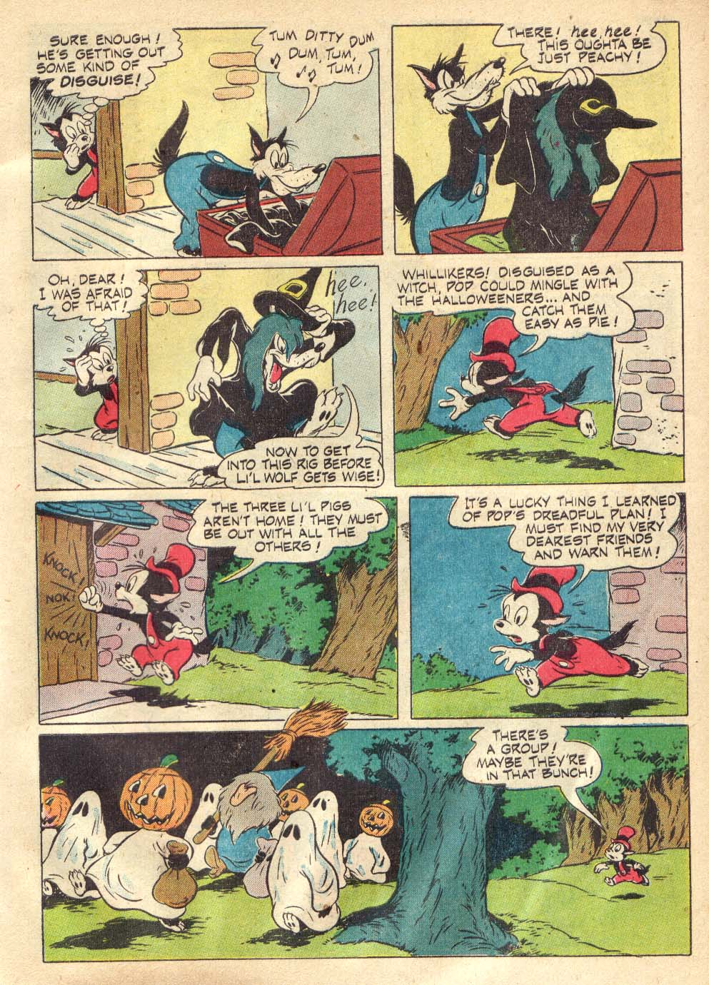 Walt Disney's Comics and Stories issue 146 - Page 15