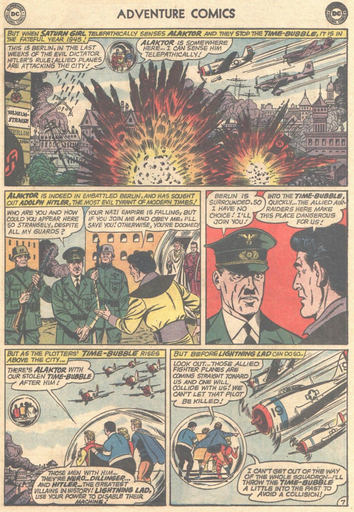 Read online Adventure Comics (1938) comic -  Issue #314 - 9