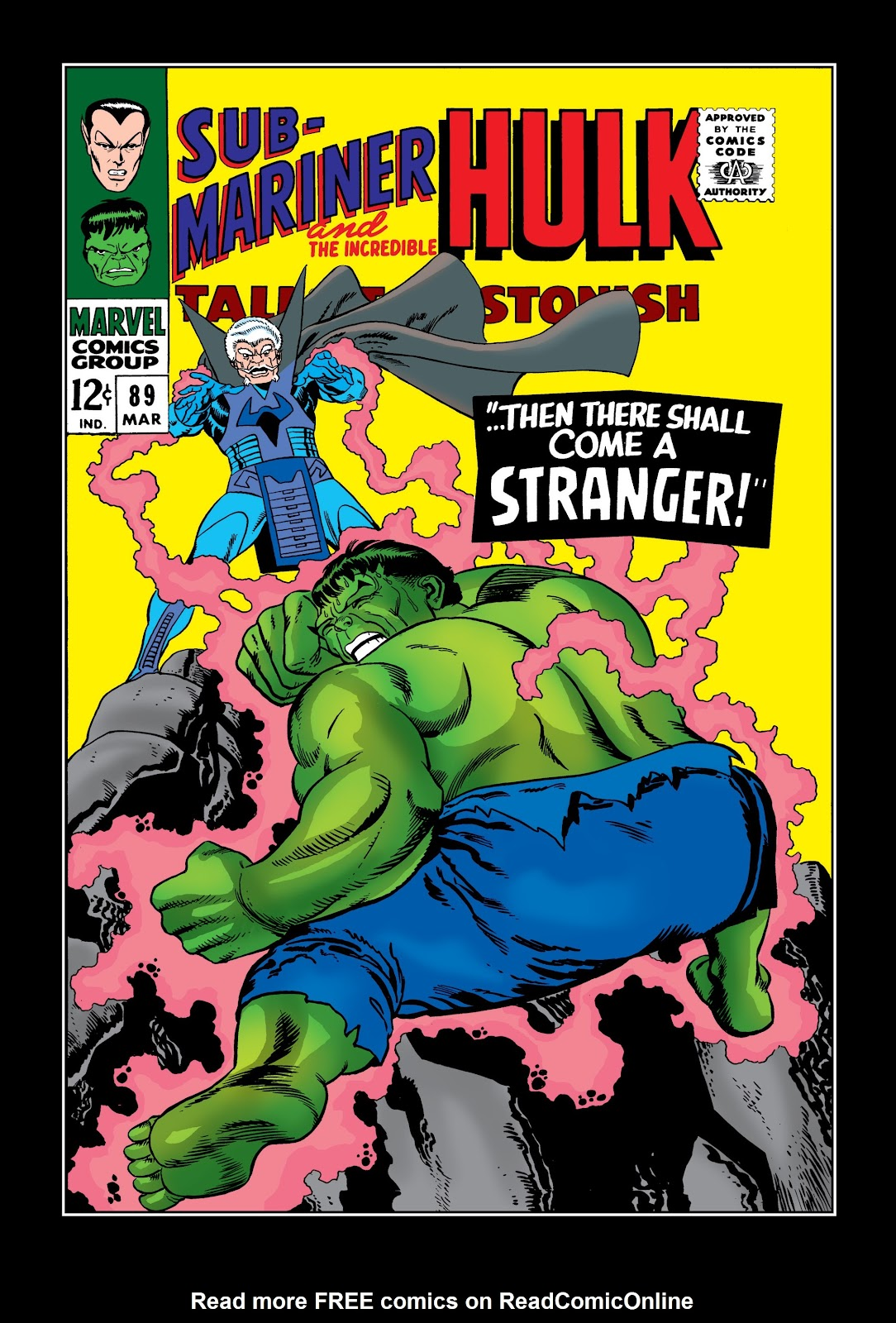 Read online Marvel Masterworks: The Incredible Hulk comic -  Issue # TPB 3 (Part 2) - 6