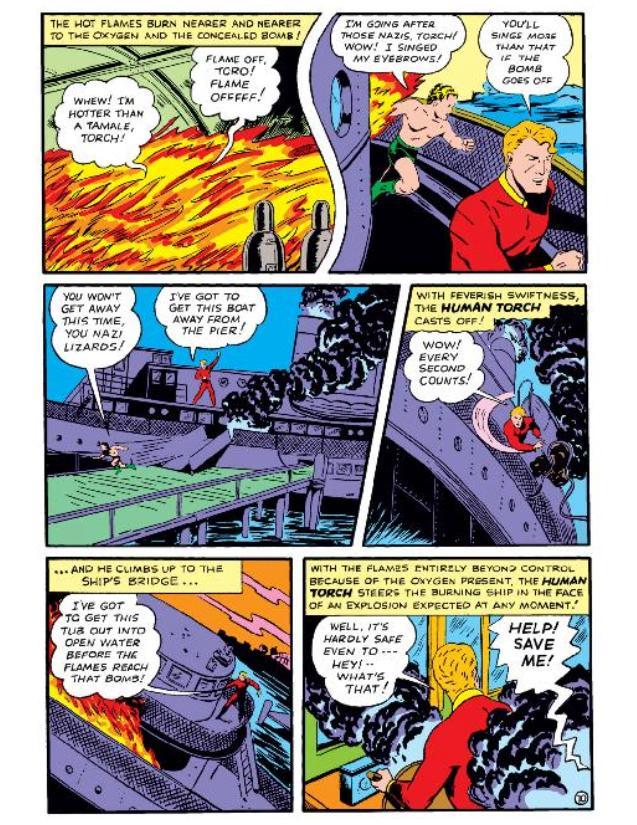 Read online All-Winners Comics comic -  Issue #5 - 13