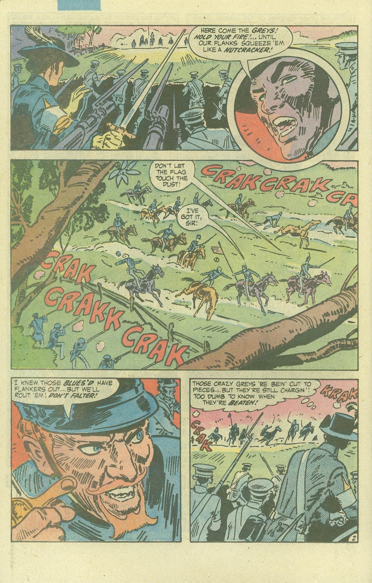 Read online Sgt. Rock comic -  Issue #386 - 19