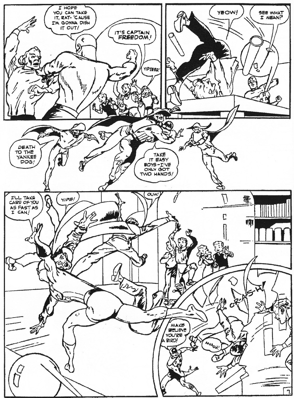 Read online Men of Mystery Comics comic -  Issue #65 - 30