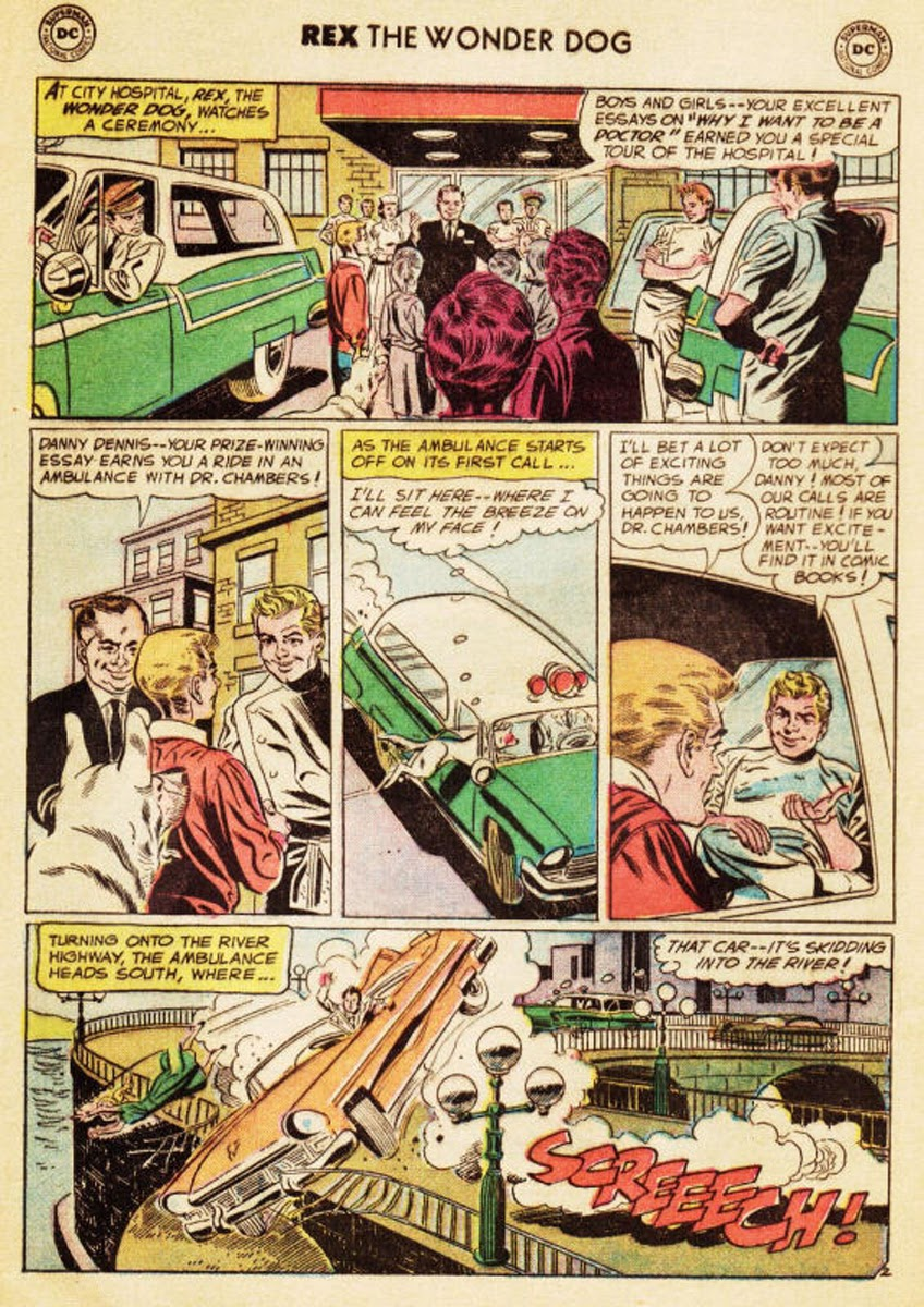 The Adventures of Rex the Wonder Dog issue 35 - Page 3