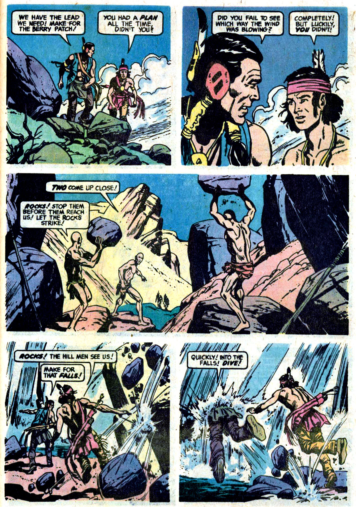 Read online Turok, Son of Stone comic -  Issue #114 - 28