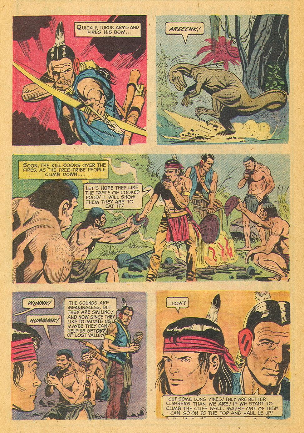 Read online Turok, Son of Stone comic -  Issue #77 - 24