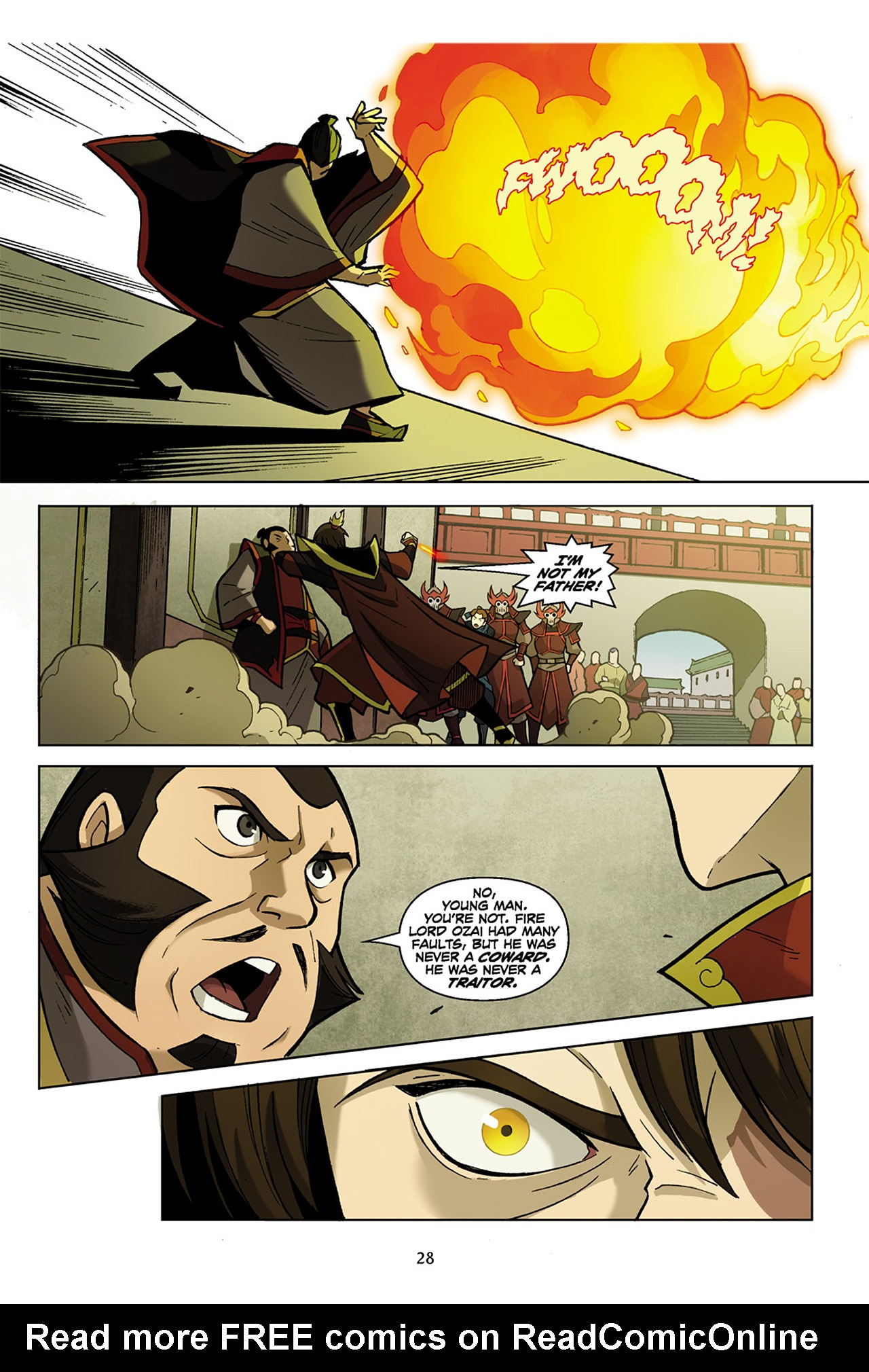 avatar the promise part 3 read online free