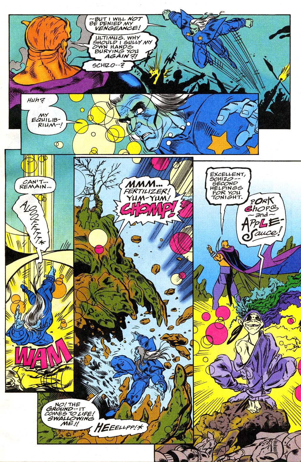 Read online Blackwulf comic -  Issue #8 - 15